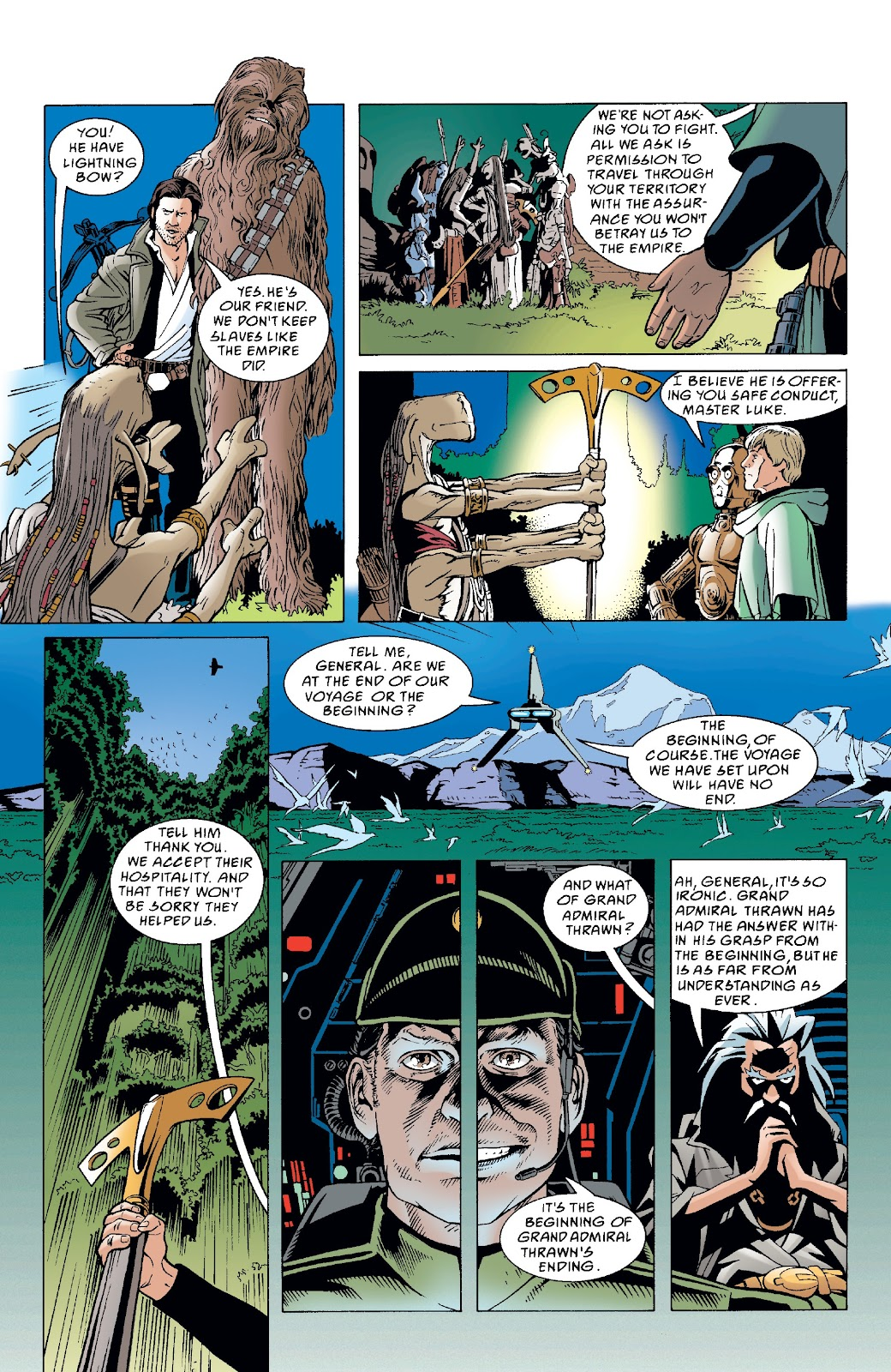 Read online Star Wars Legends: The New Republic - Epic Collection comic -  Issue # TPB 4 (Part 4) - 94