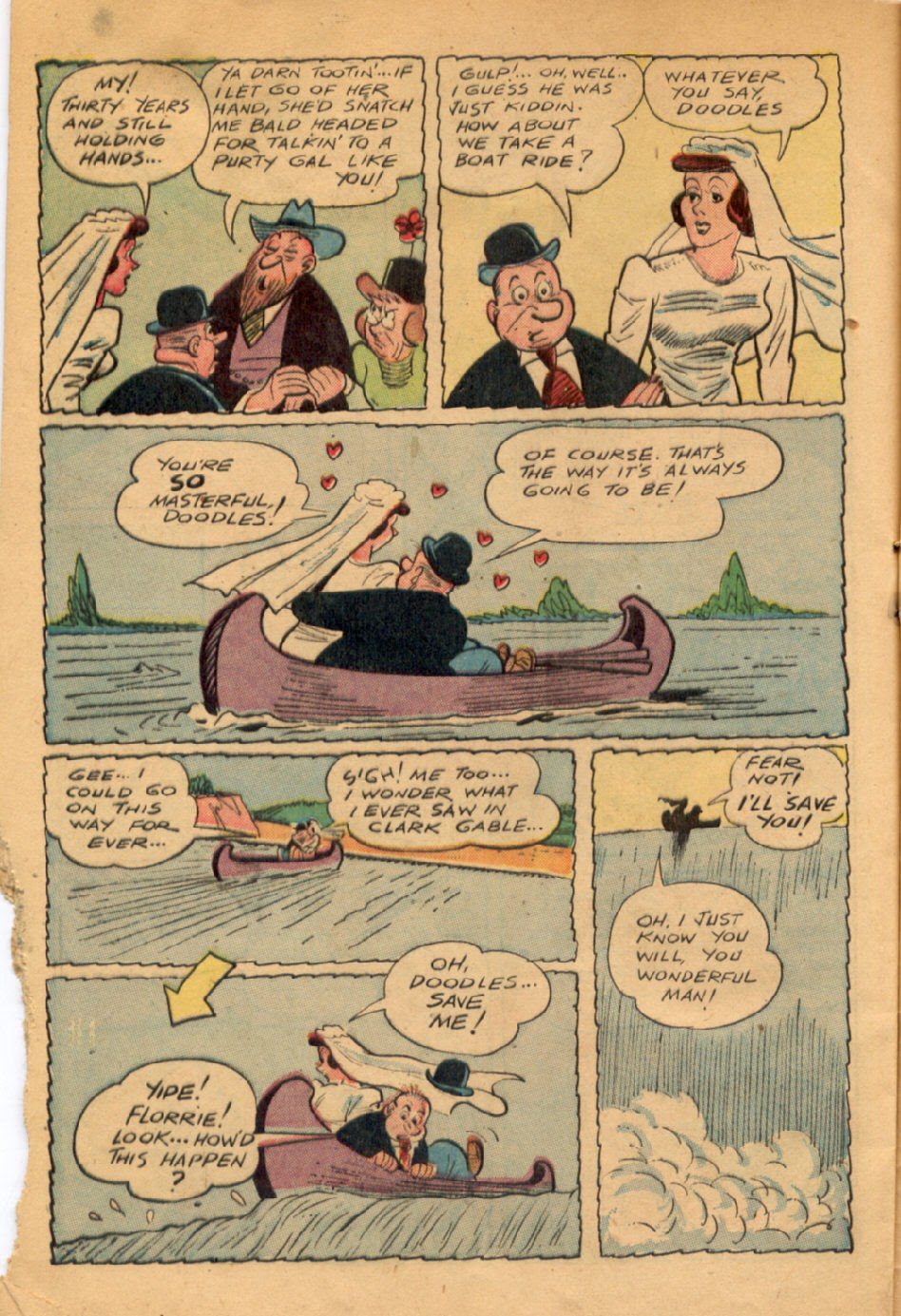Read online Super-Magician Comics comic -  Issue #43 - 40