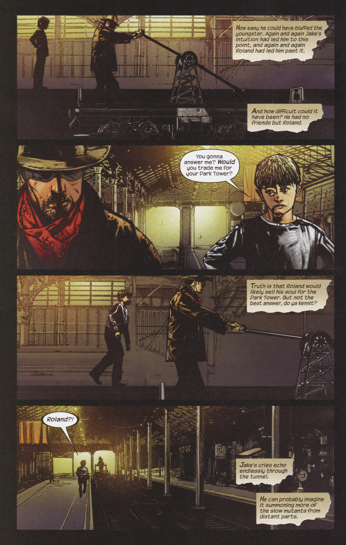 Read online Dark Tower: The Gunslinger - The Man in Black comic -  Issue #4 - 5