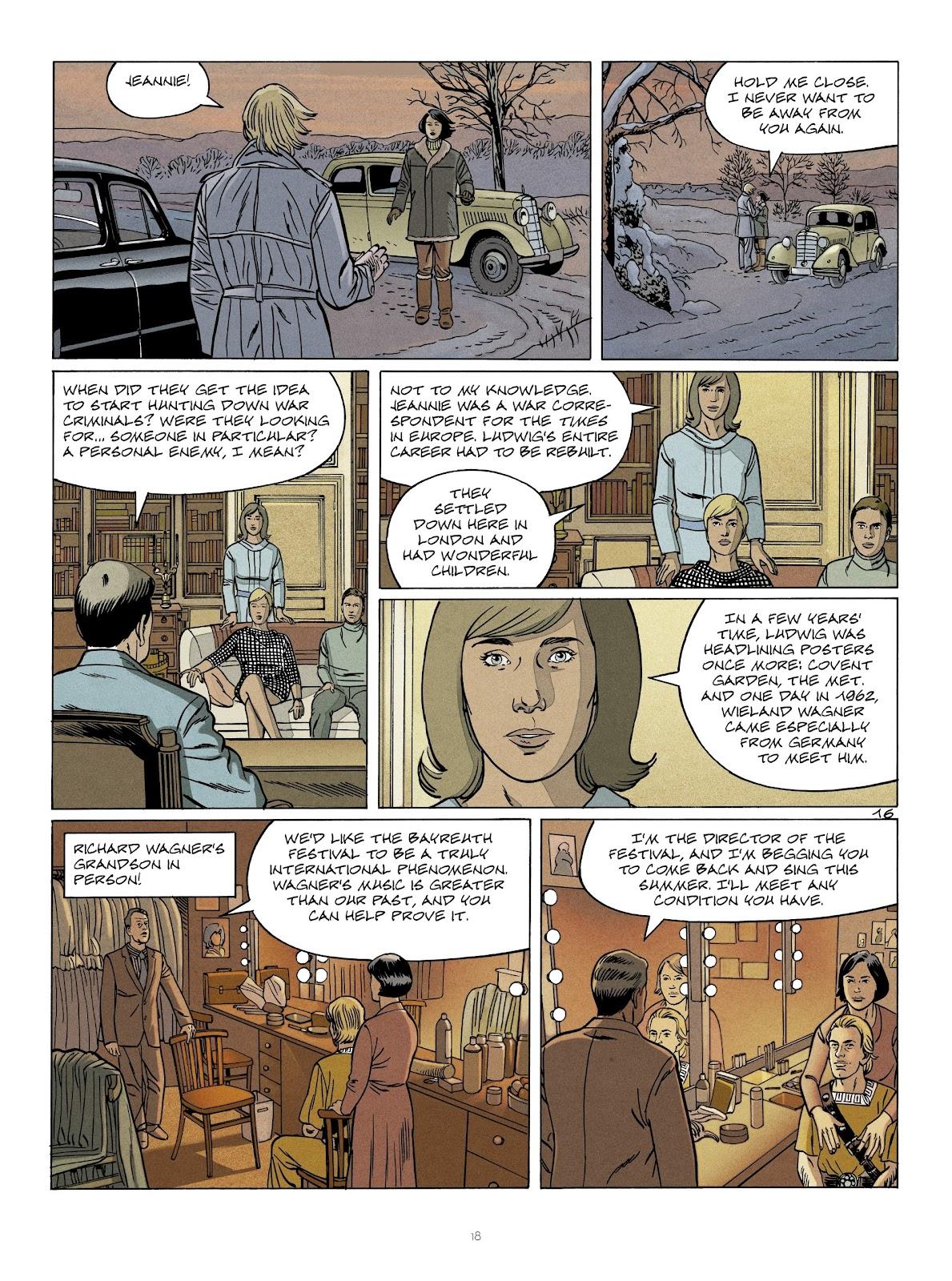 Read online Sherman comic -  Issue #7 - 18