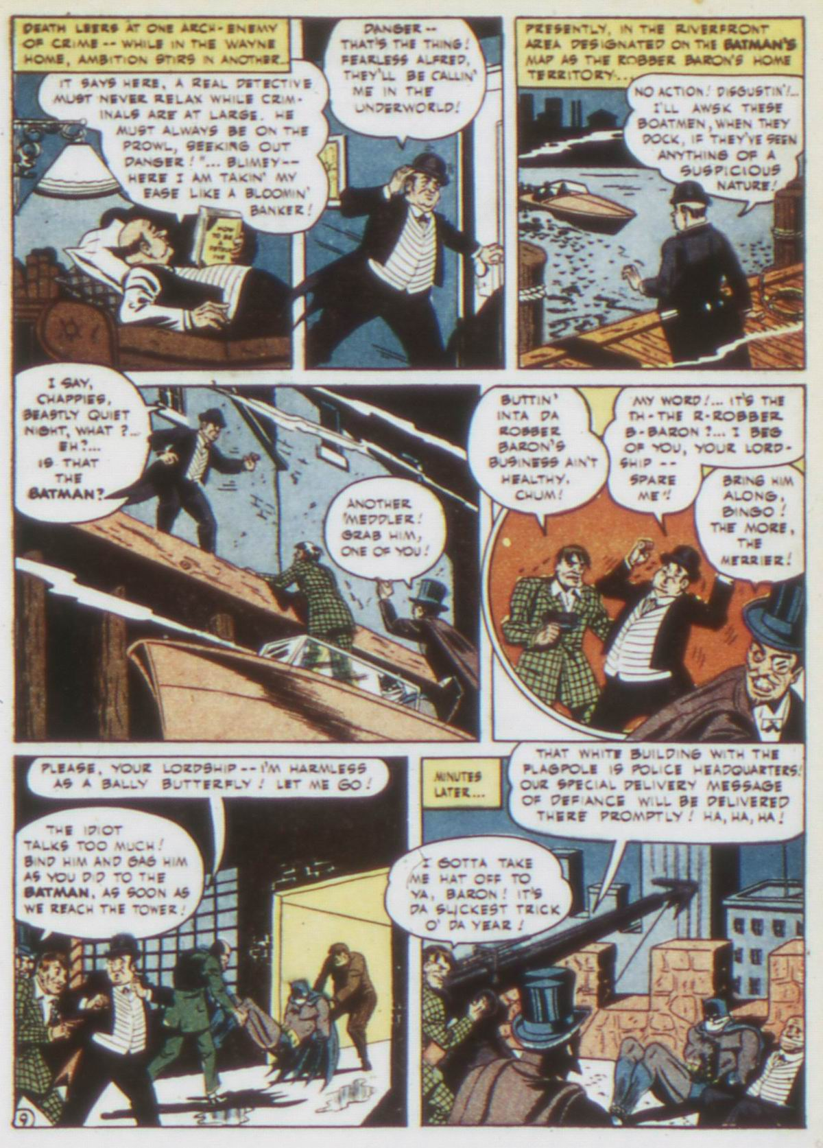 Read online Detective Comics (1937) comic -  Issue #75 - 11