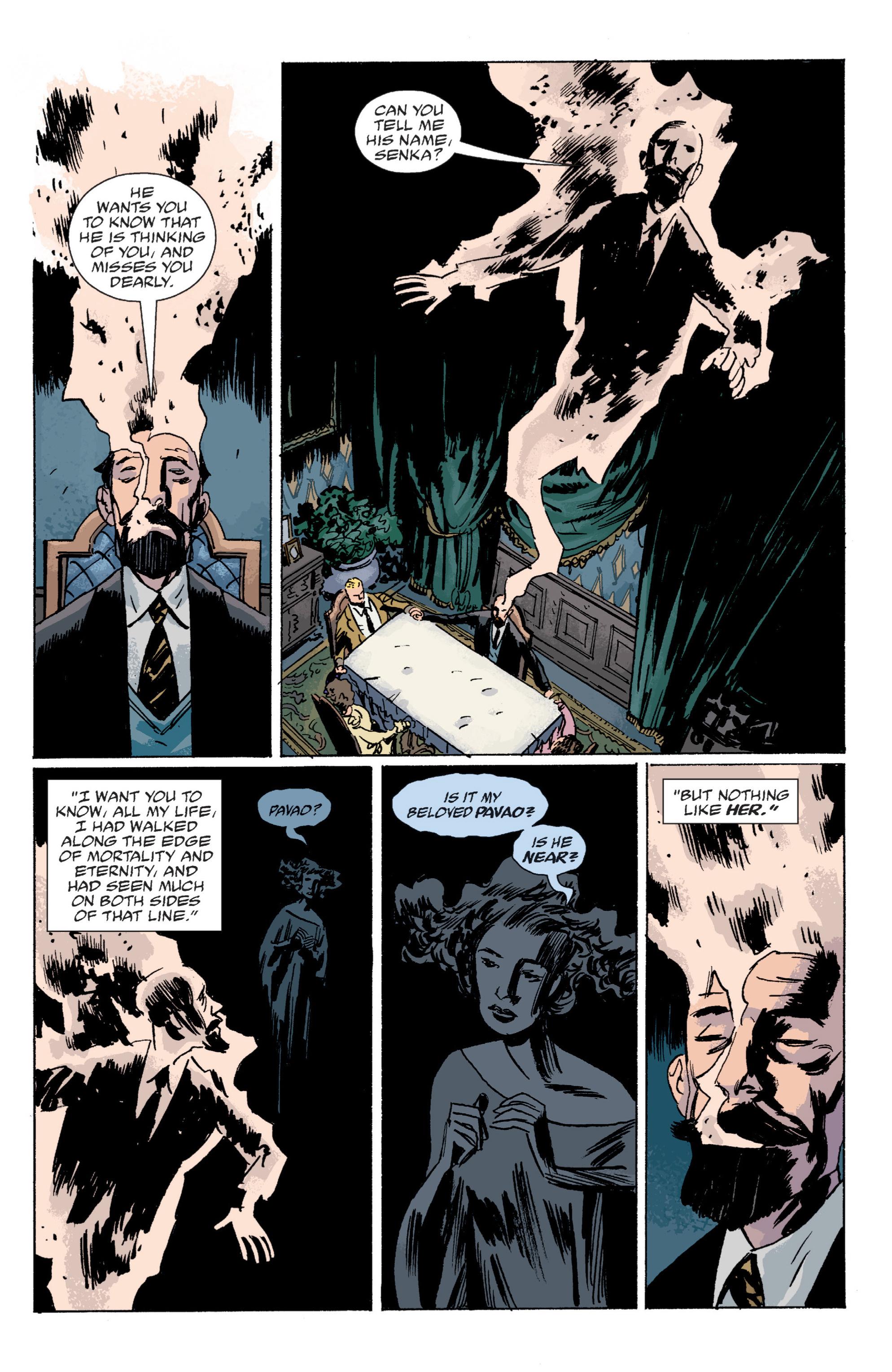 Read online B.P.R.D. (2003) comic -  Issue # TPB 6 - 70