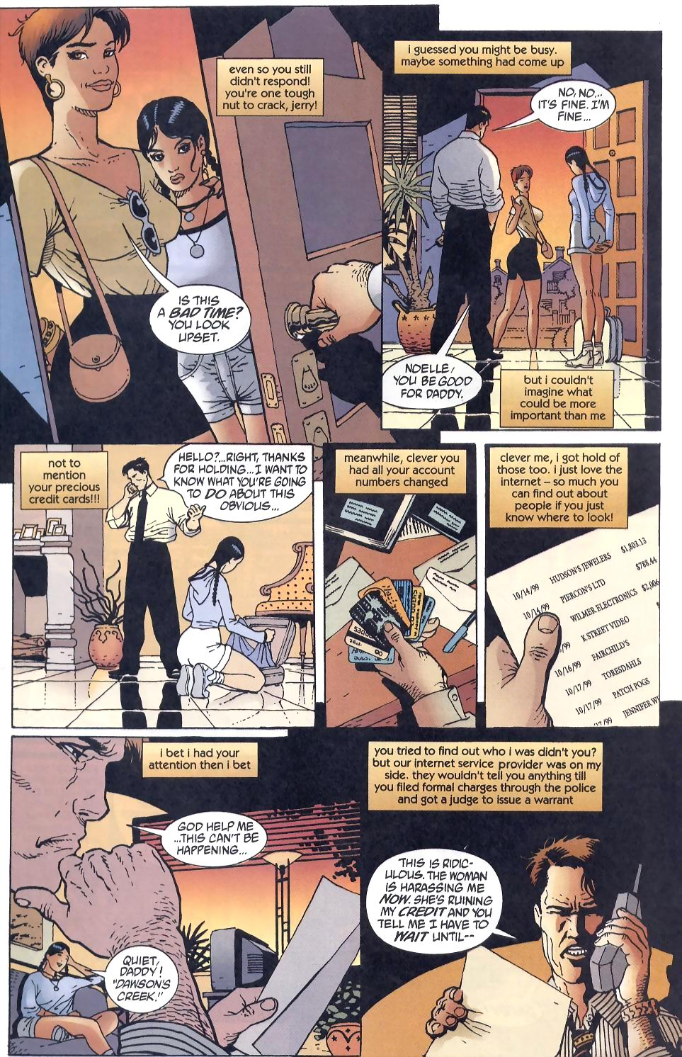 Read online Flinch comic -  Issue #8 - 14