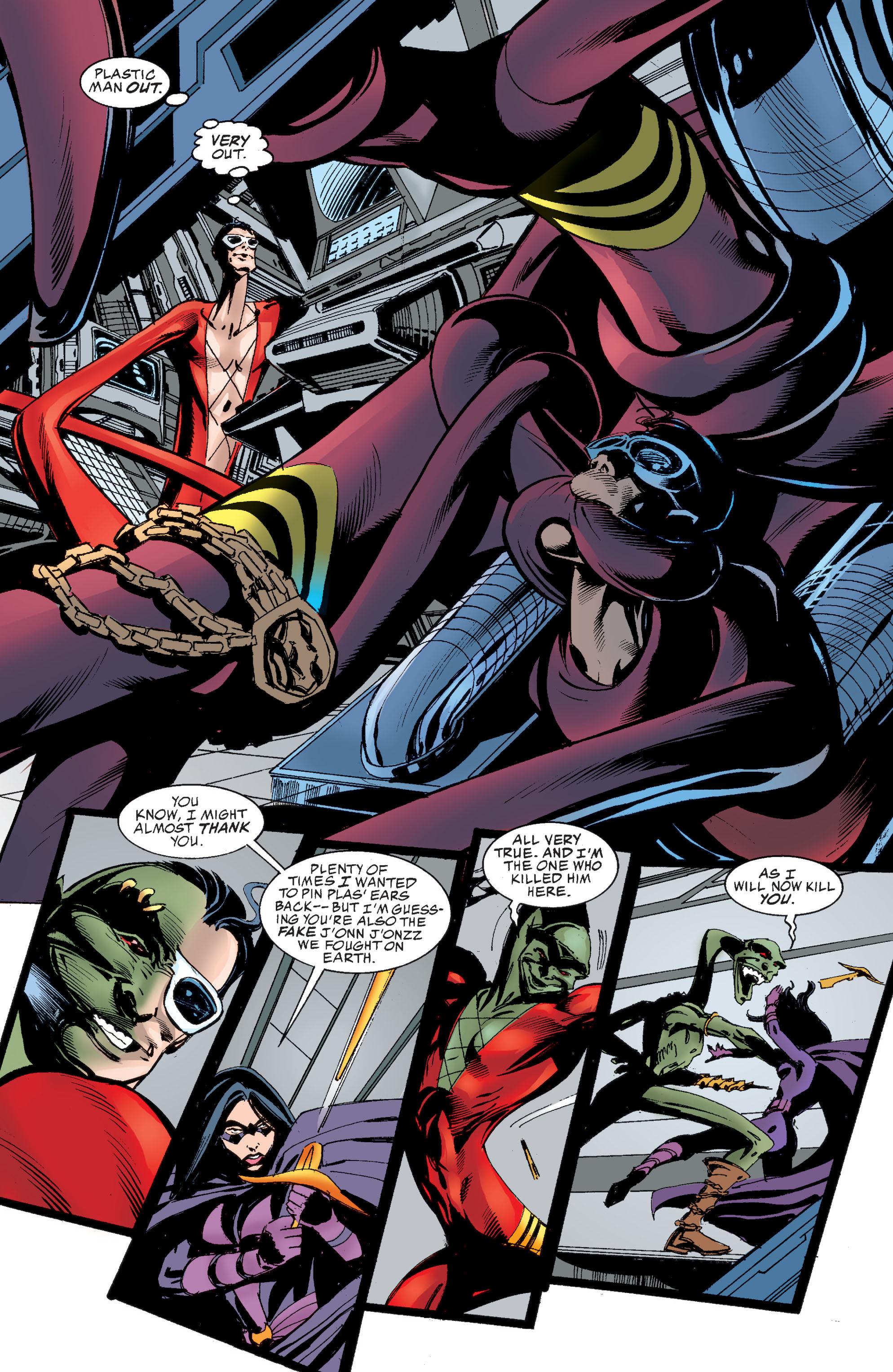Read online Martian Manhunter: Son of Mars comic -  Issue # TPB - 220