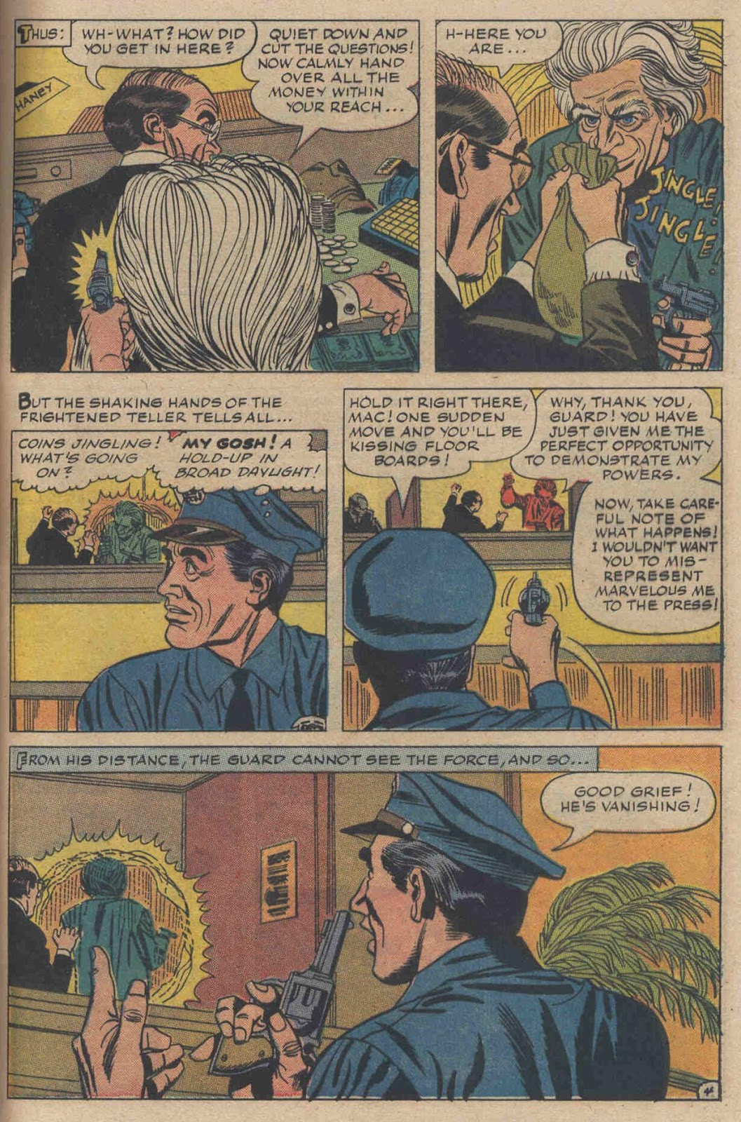 T.H.U.N.D.E.R. Agents (1965) issue 6 - Page 23