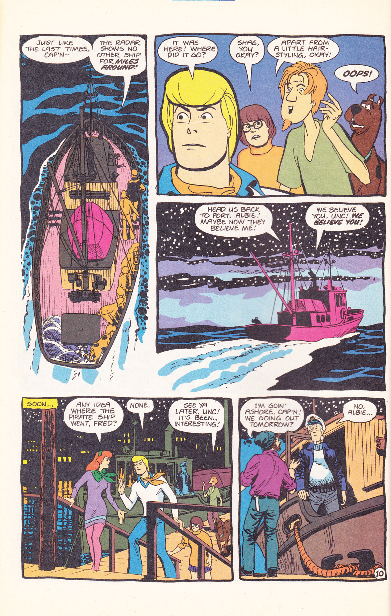Read online Scooby-Doo (1995) comic -  Issue #17 - 16