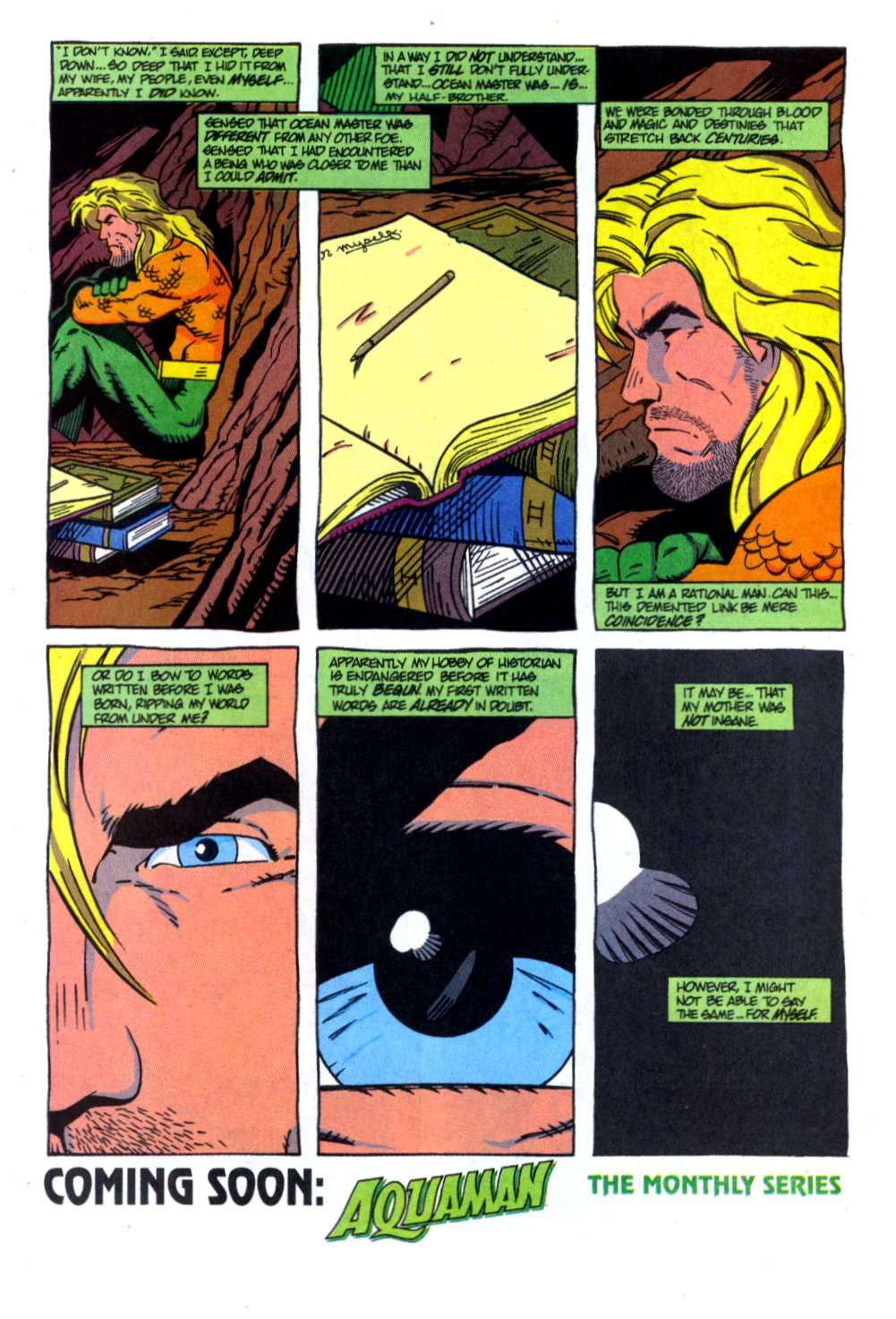 Read online Aquaman: Time and Tide comic -  Issue #4 - 23