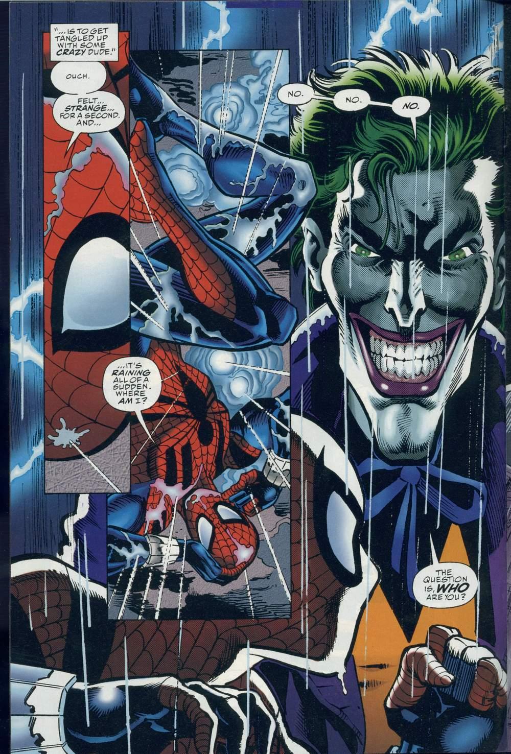 Read online DC Versus Marvel Comics comic -  Issue #1 - 6