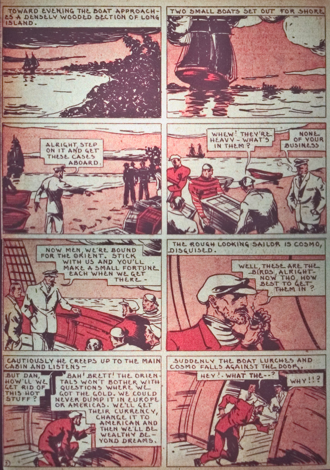 Read online Detective Comics (1937) comic -  Issue #26 - 52