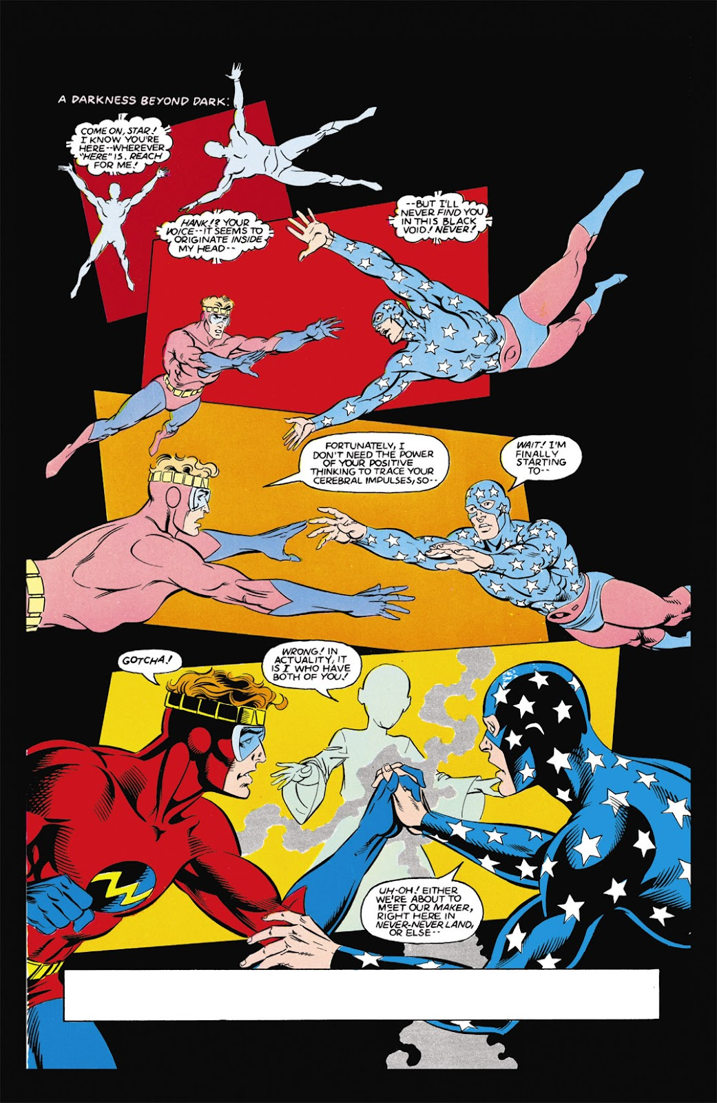 Infinity Inc. (1984) issue 9 - Page 2