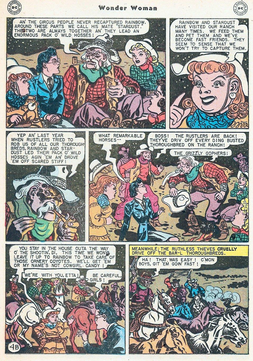 Read online Wonder Woman (1942) comic -  Issue #27 - 24