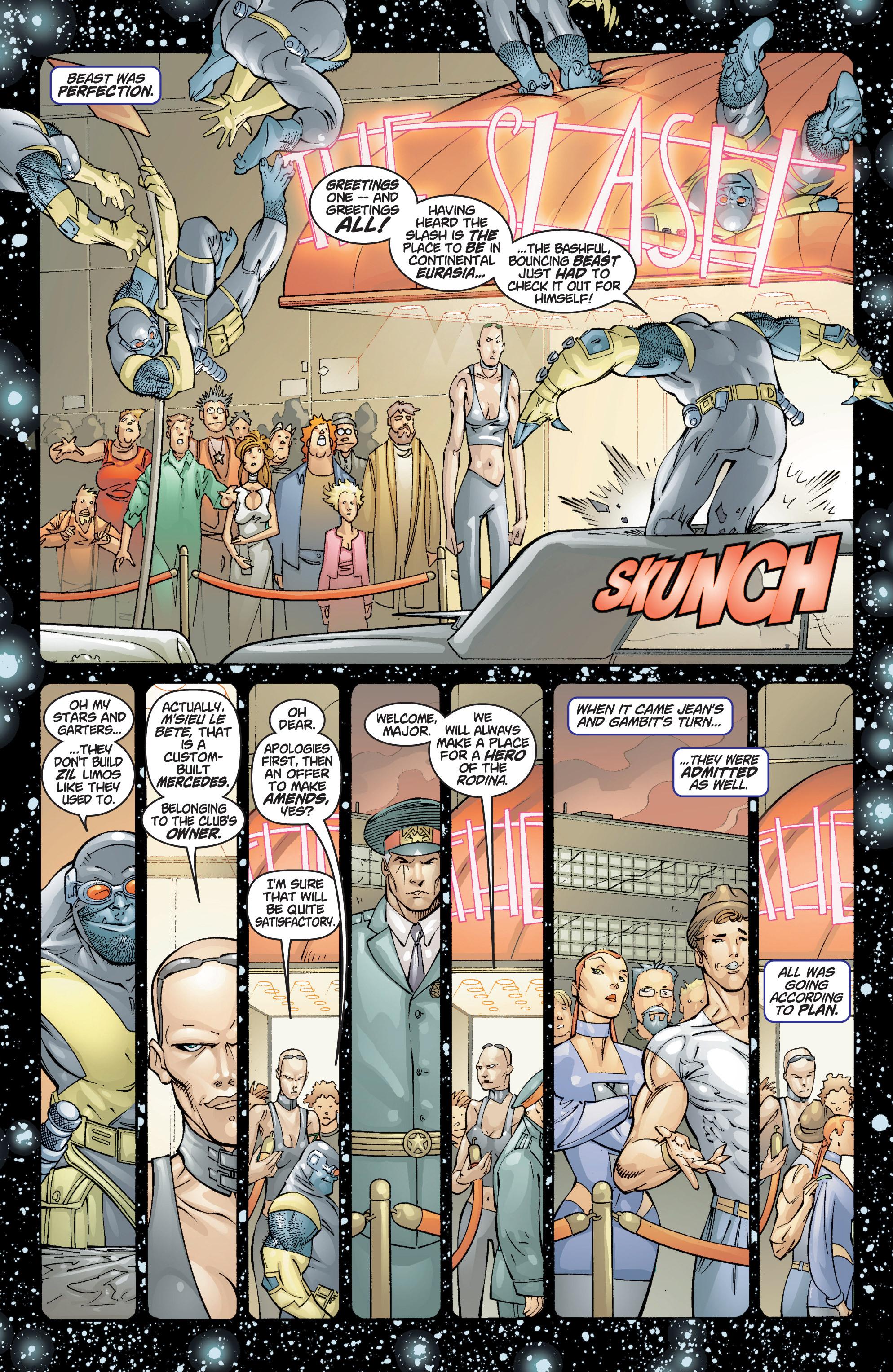 Read online Uncanny X-Men (1963) comic -  Issue #383 - 10