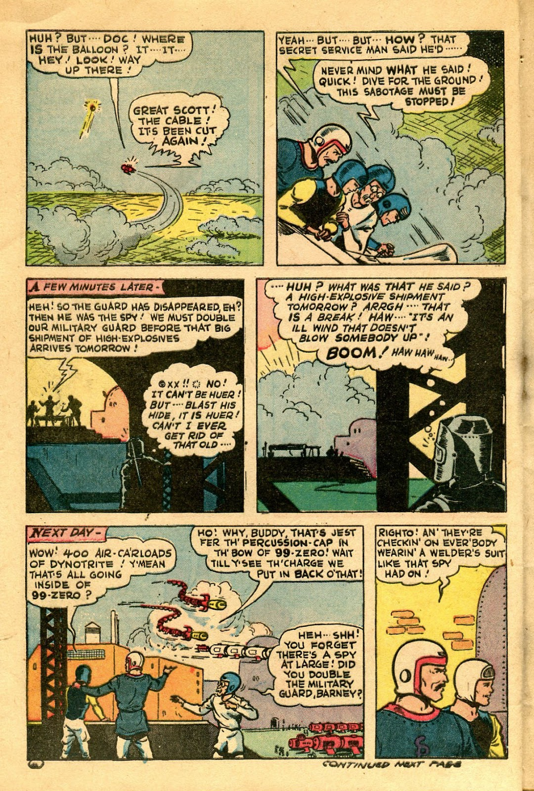 Read online Famous Funnies comic -  Issue #122 - 8