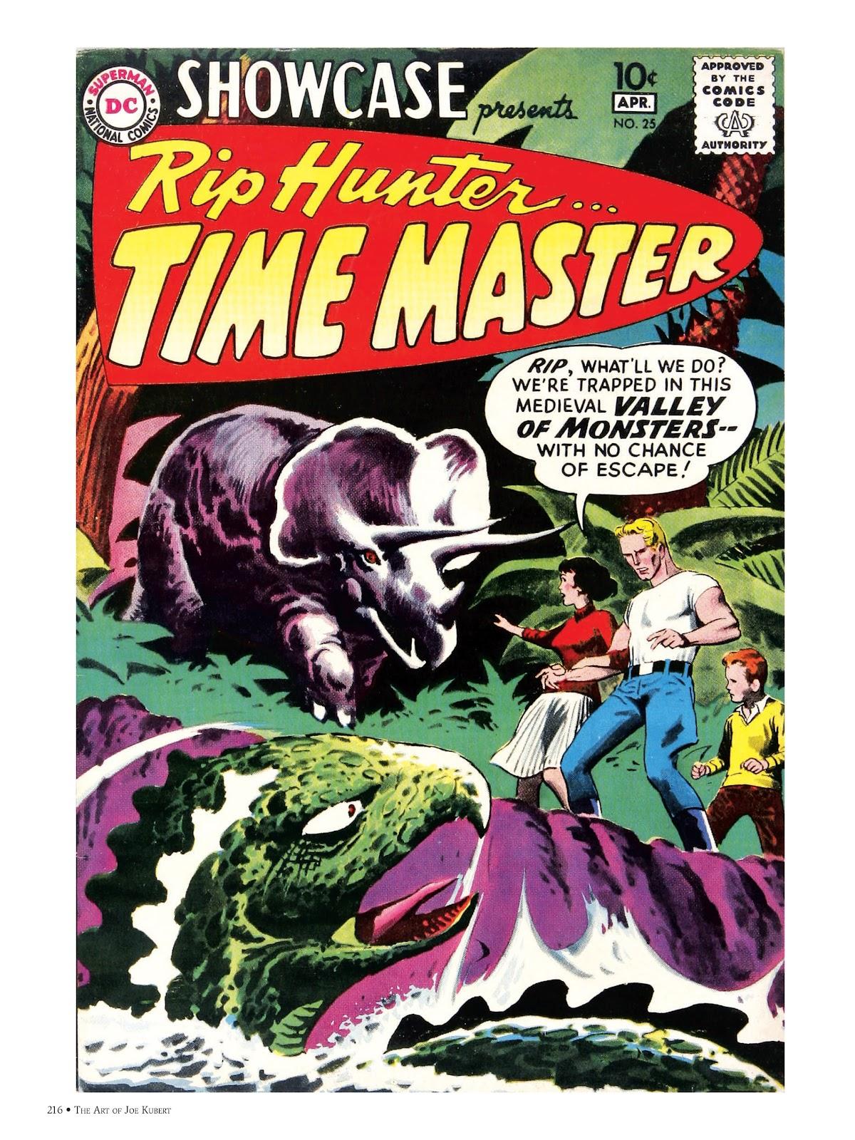 Read online The Art of Joe Kubert comic -  Issue # TPB (Part 3) - 16