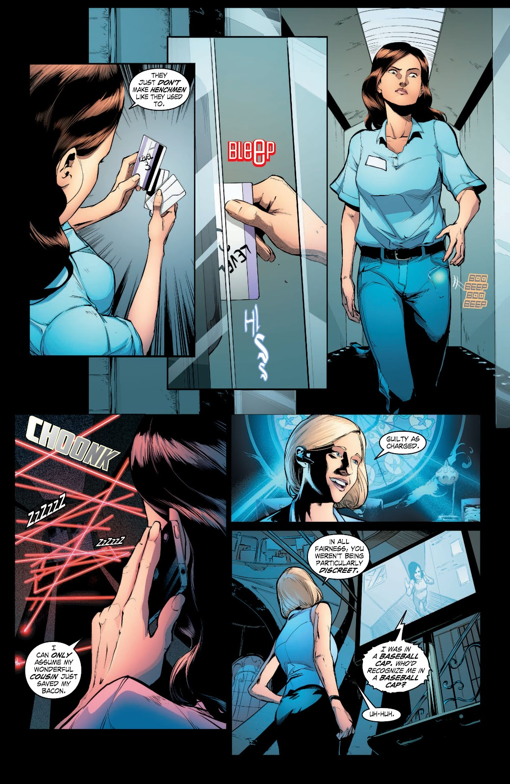 Read online Smallville Season 11 [II] comic -  Issue # TPB 3 - 54