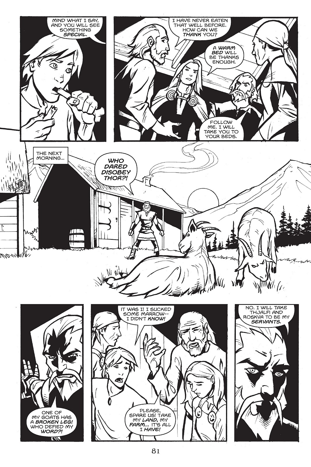 Read online Gods of Asgard comic -  Issue # TPB (Part 1) - 82