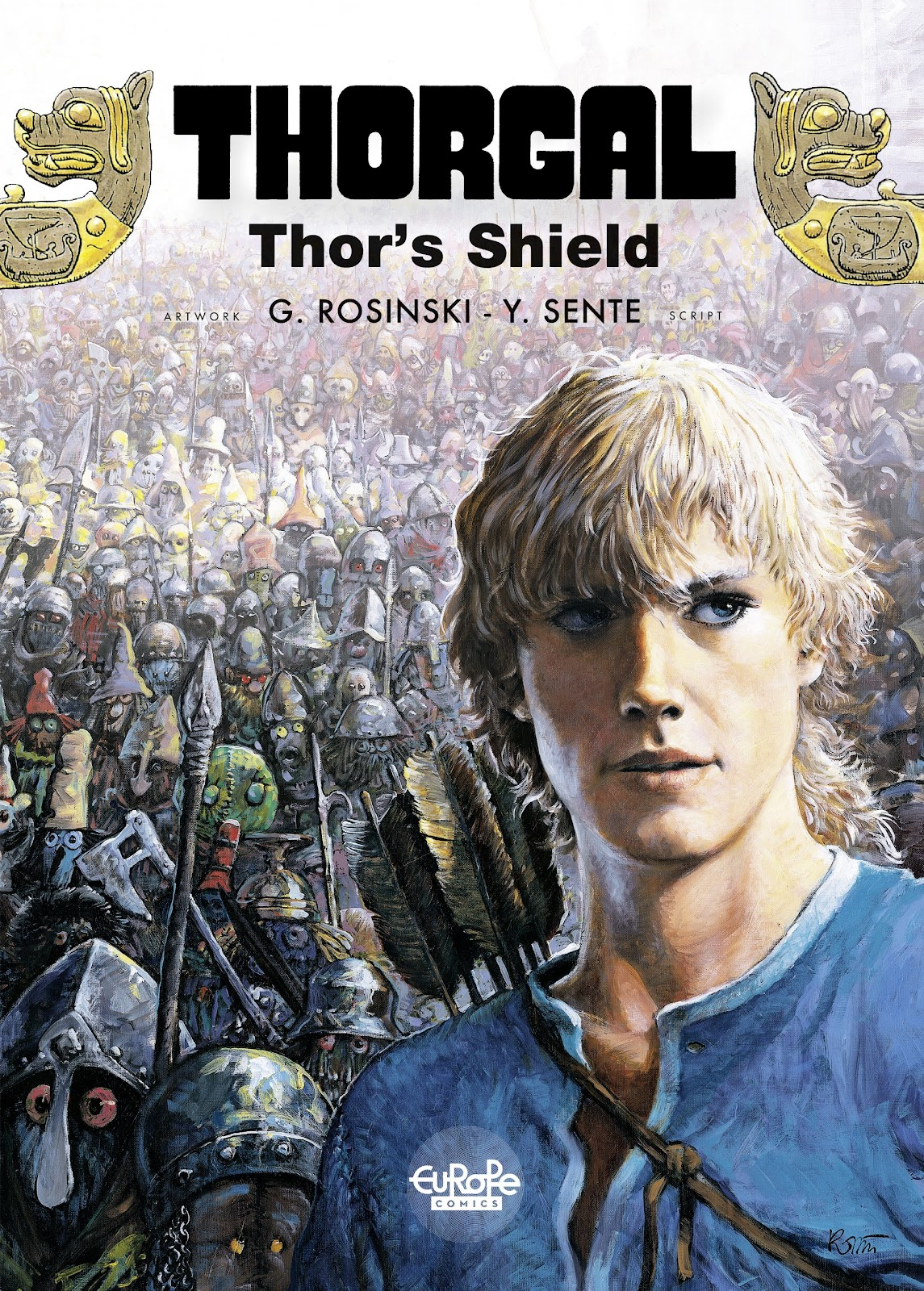 Read online Thorgal comic -  Issue #23 - 1