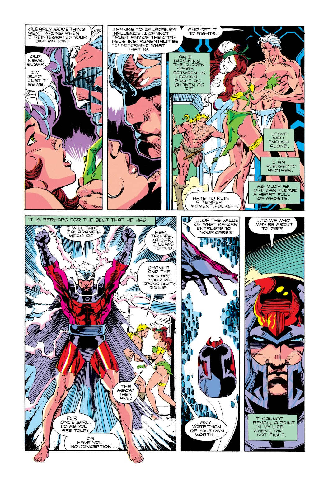 Uncanny X-Men (1963) issue 274 - Page 11