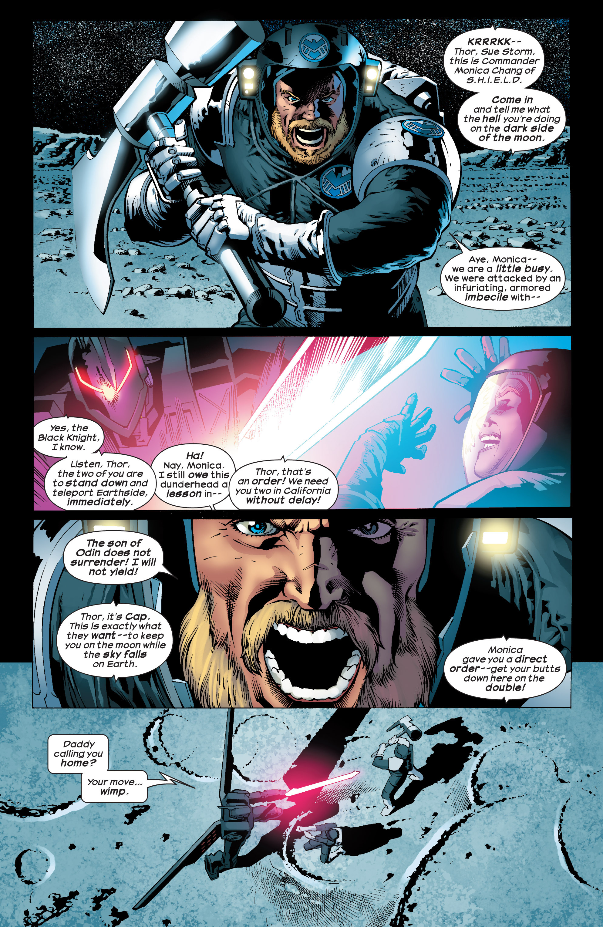 Read online Ultimate Comics Ultimates comic -  Issue #24 - 9