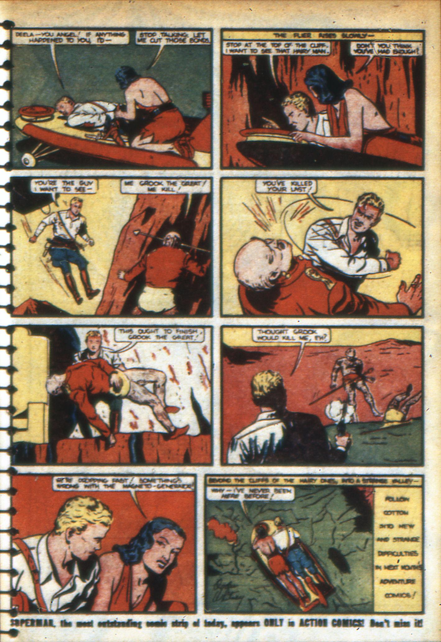 Read online Adventure Comics (1938) comic -  Issue #47 - 66