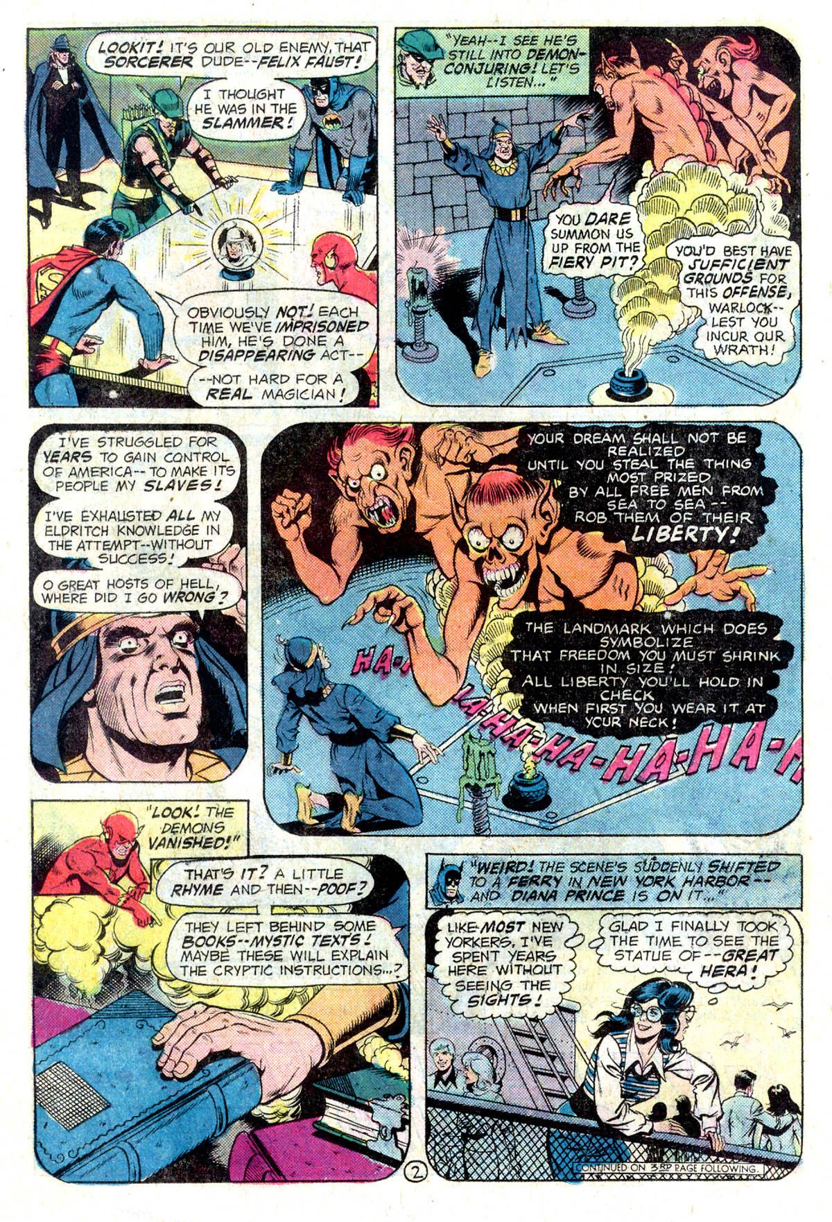 Read online Wonder Woman (1942) comic -  Issue #218 - 14