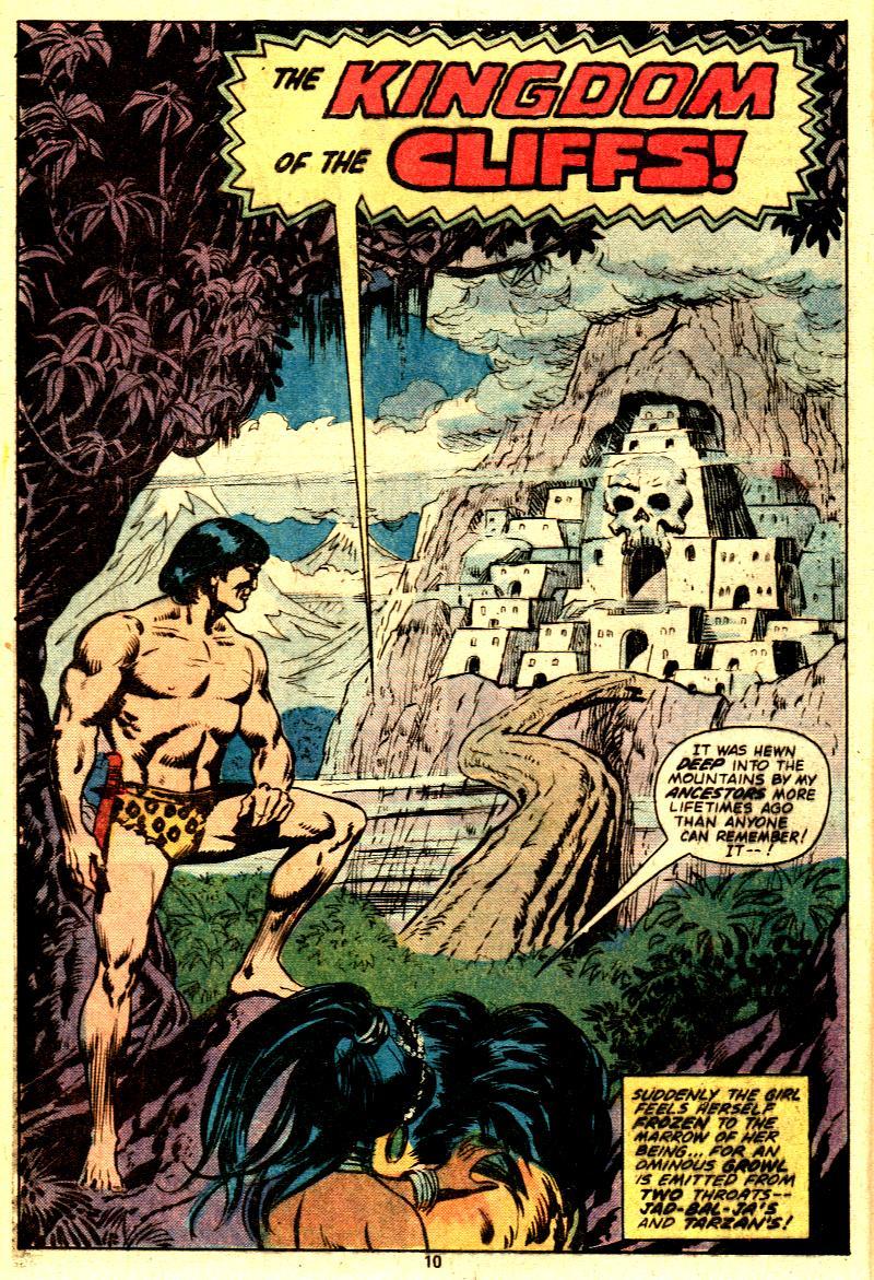 Read online Tarzan (1977) comic -  Issue # _Annual 2 - 9