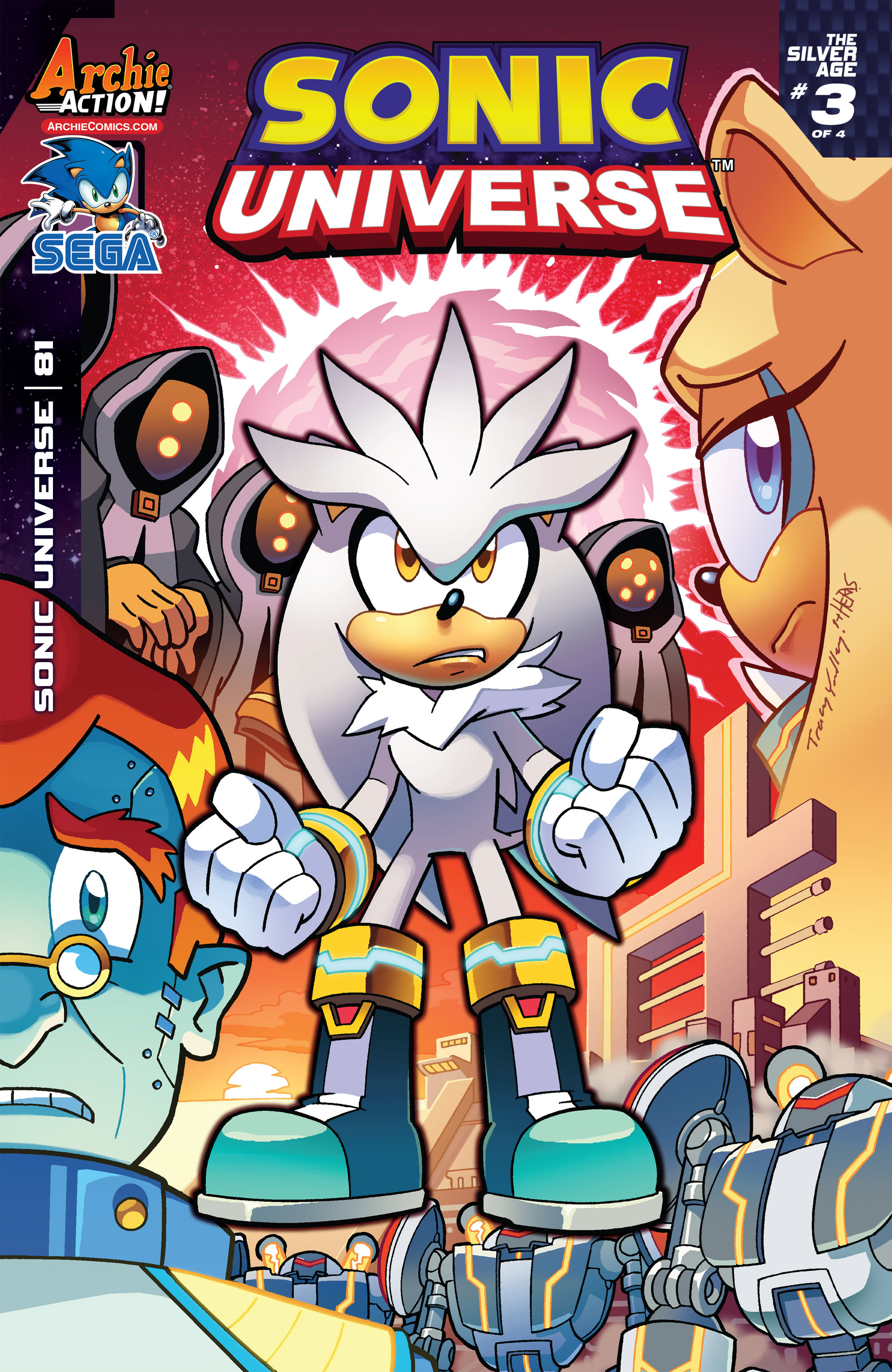 Sonic Universe 81 Page 1