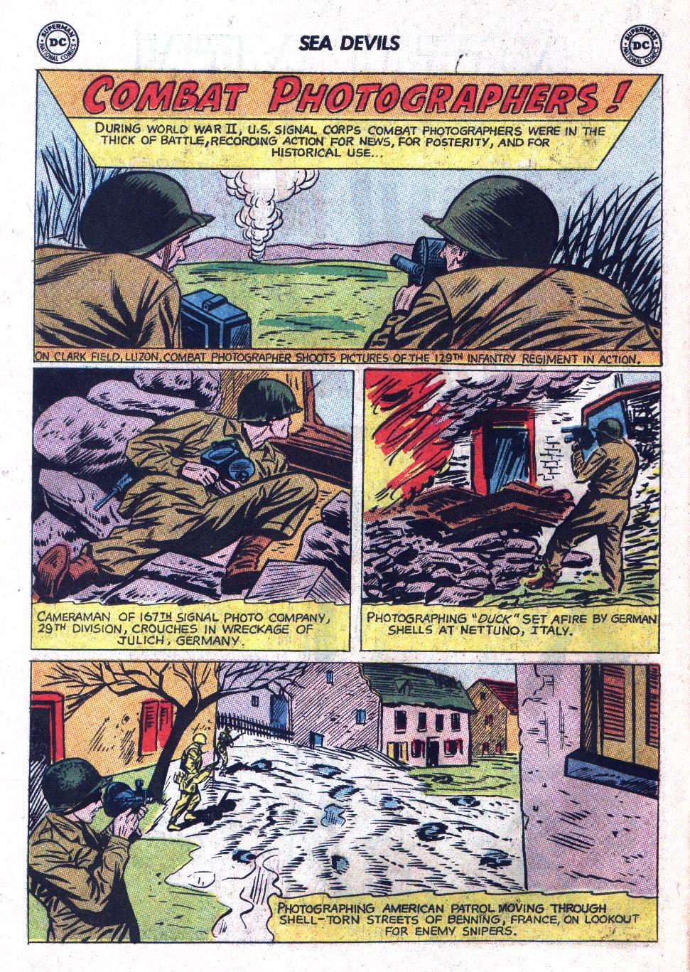 Read online Sea Devils comic -  Issue #11 - 10