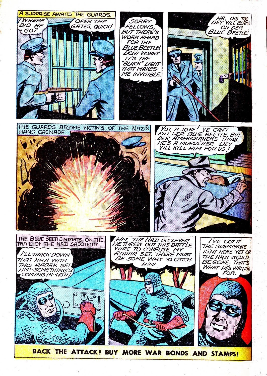 The Blue Beetle issue 31 - Page 6