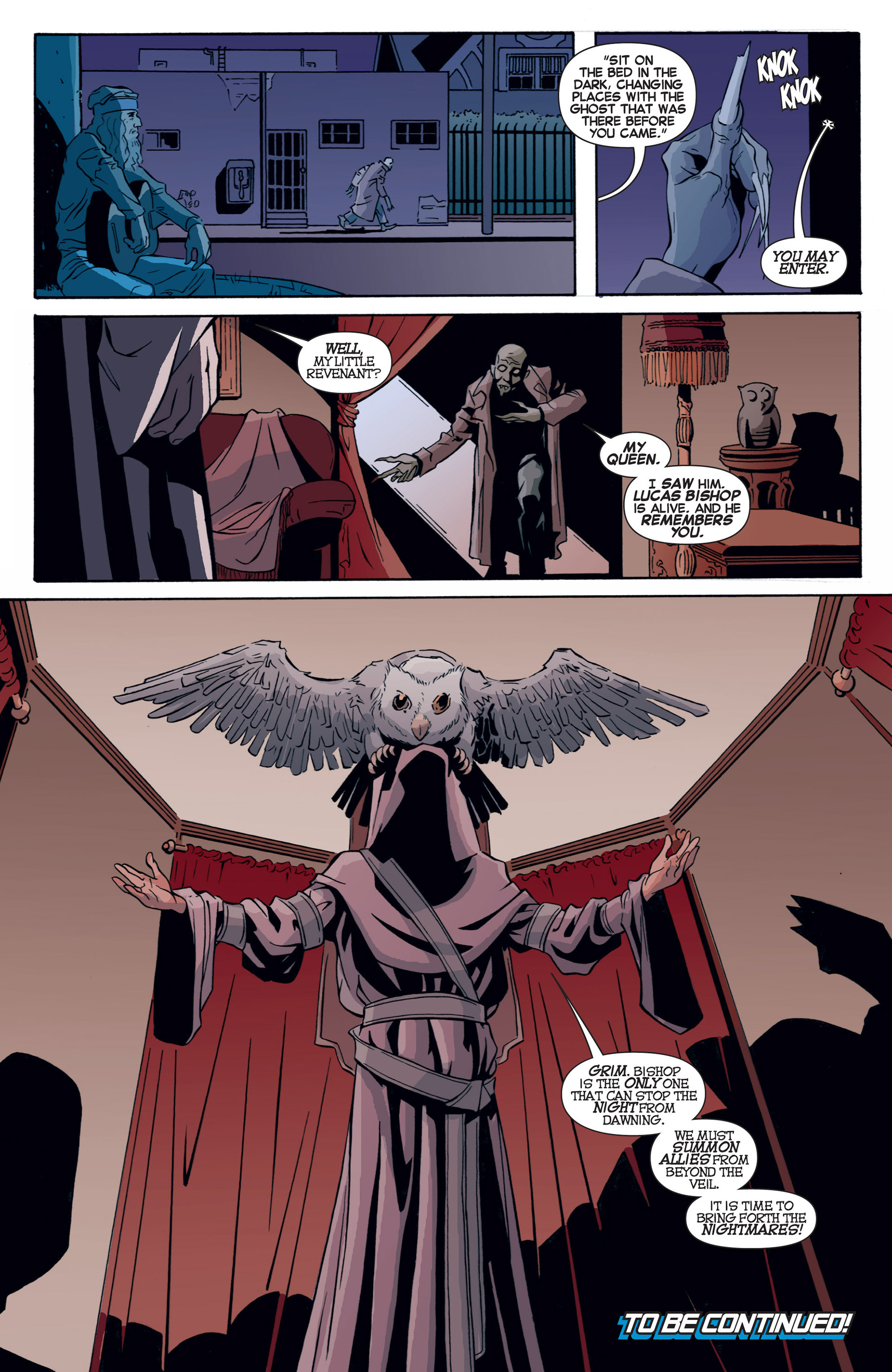 Read online Uncanny X-Force (2013) comic -  Issue #9 - 22