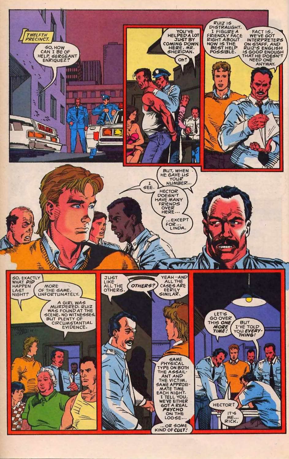 Read online Sleepwalker comic -  Issue #30 - 5