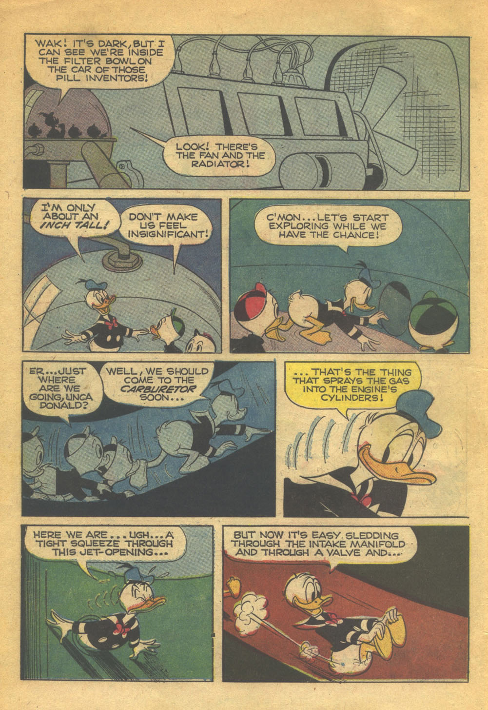 Walt Disney's Comics and Stories issue 331 - Page 6