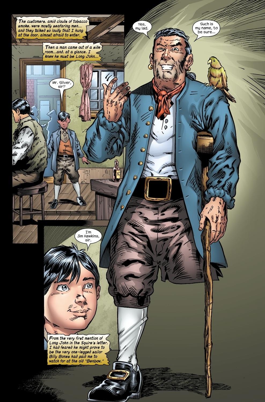 Read online Treasure Island comic -  Issue #2 - 11