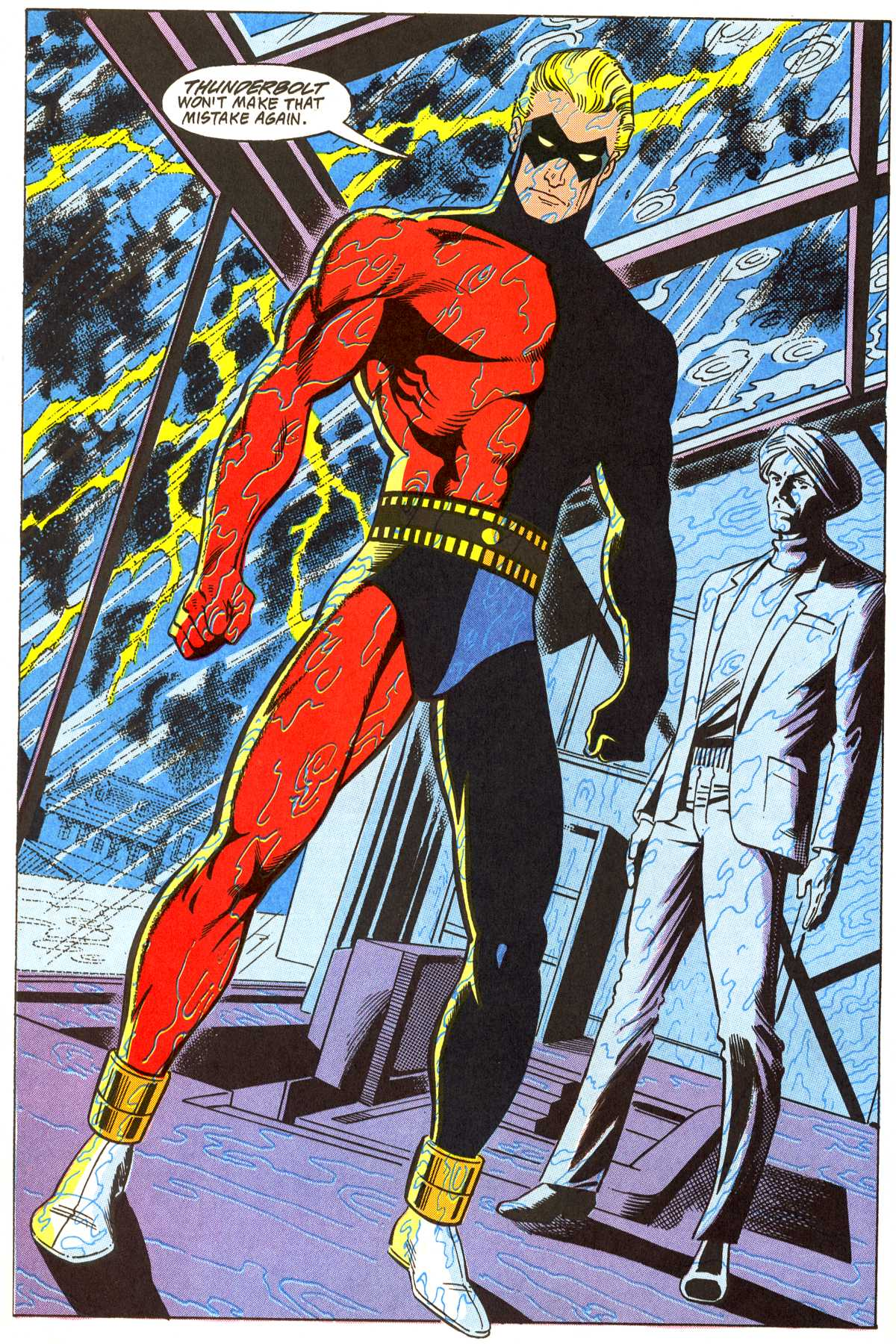 Read online Peter Cannon--Thunderbolt (1992) comic -  Issue #3 - 15
