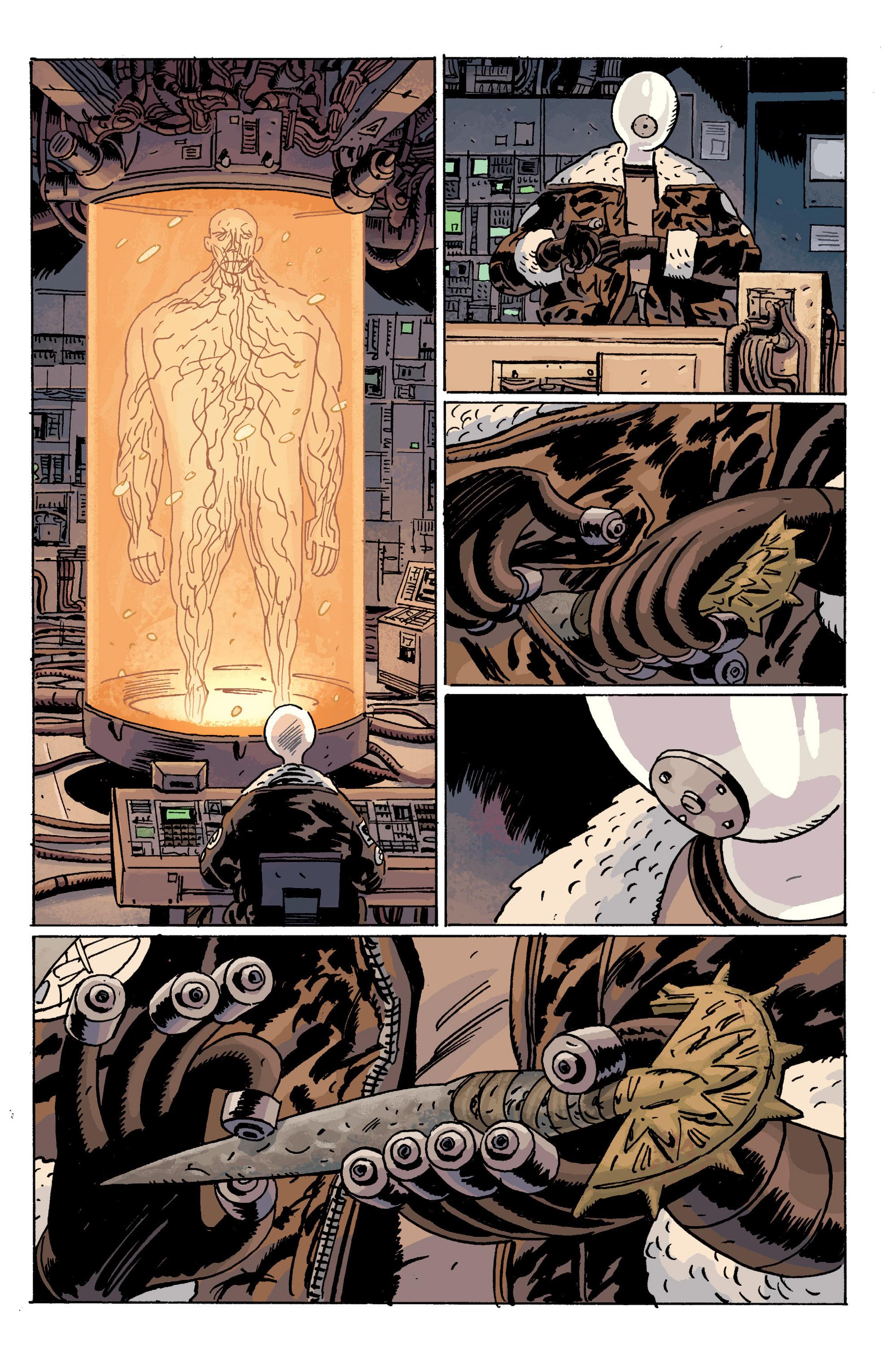 Read online B.P.R.D. (2003) comic -  Issue # TPB 10 - 15
