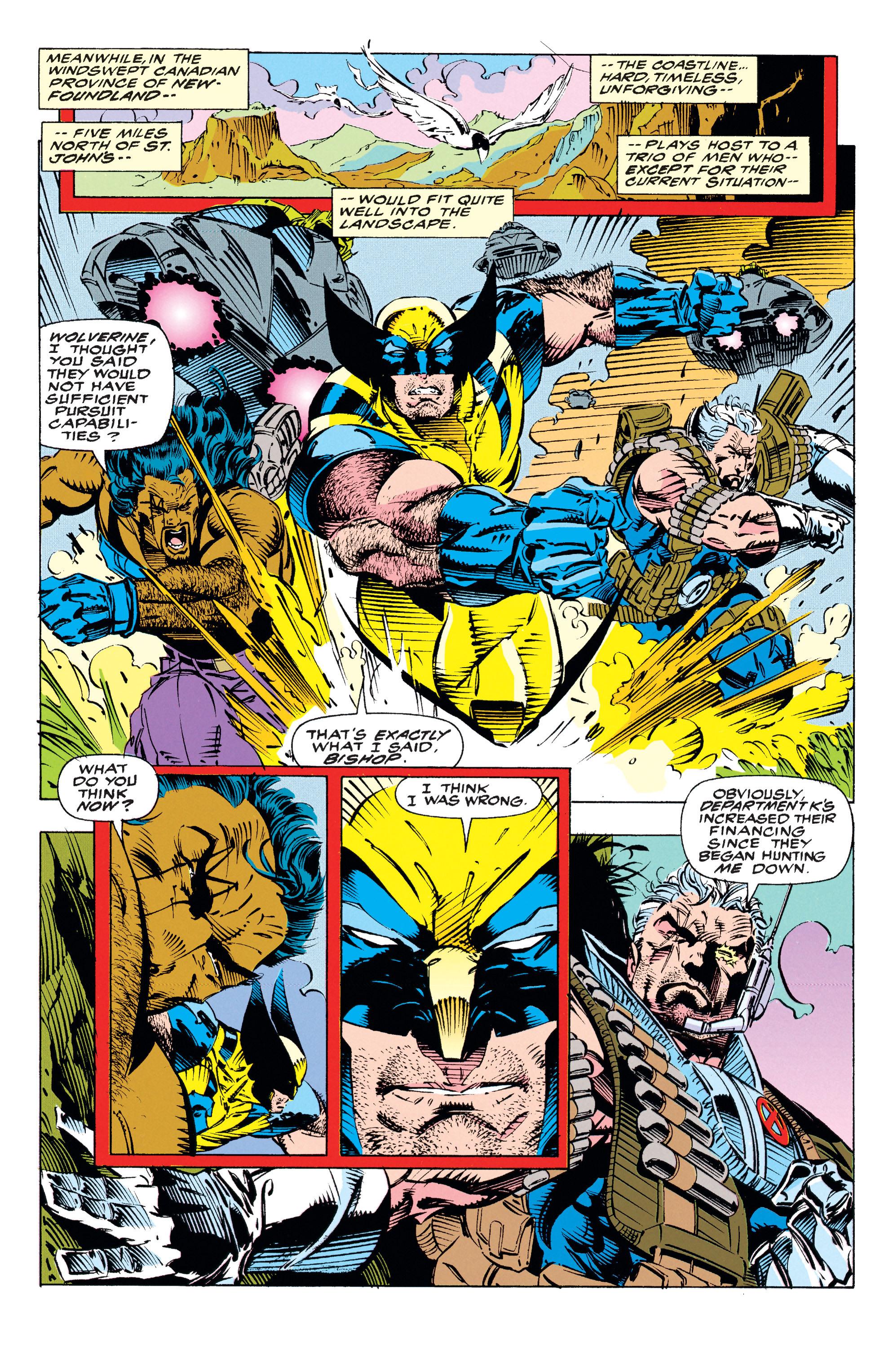X-Men (1991) 15 Page 11