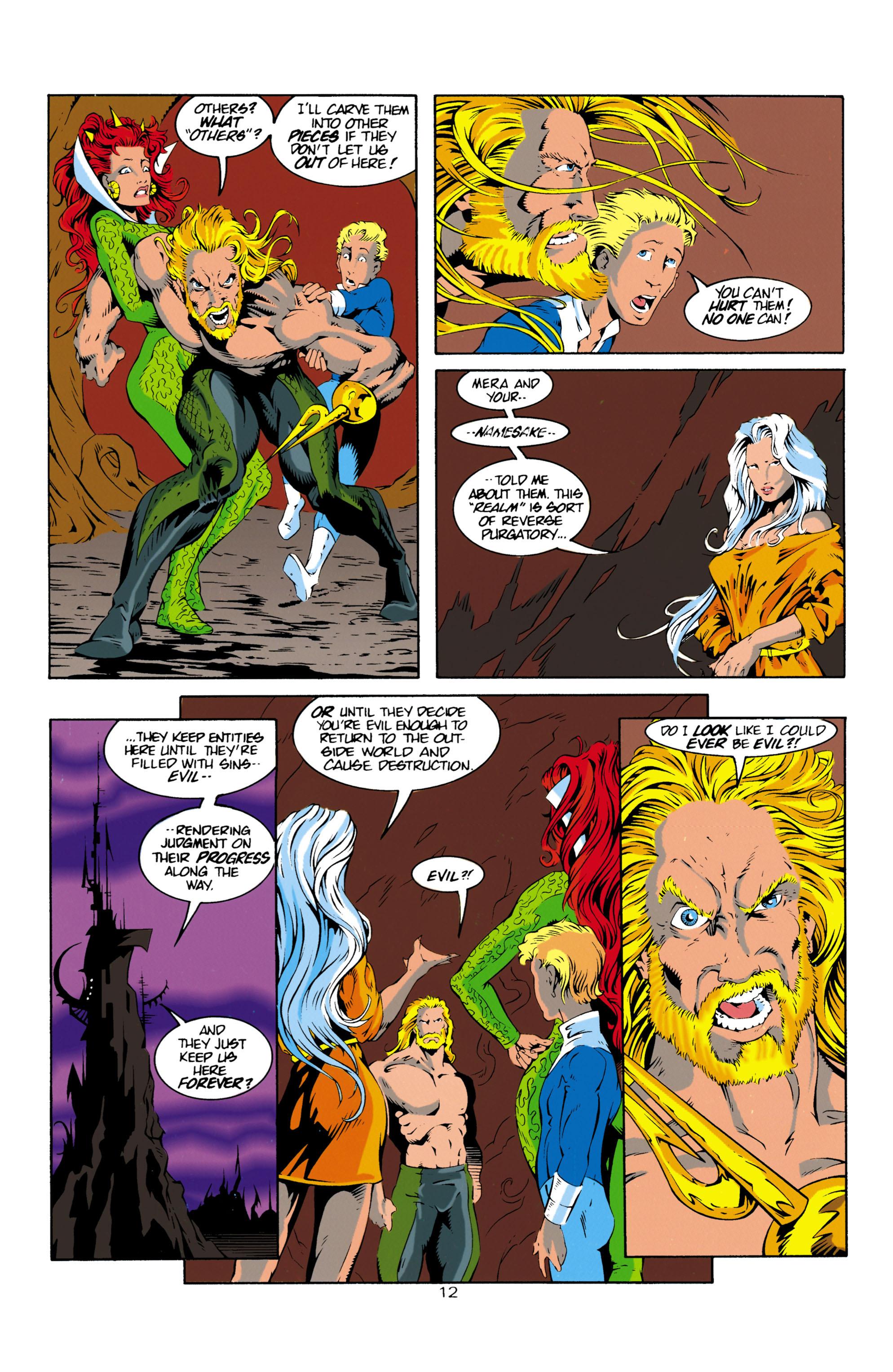 Read online Aquaman (1994) comic -  Issue #14 - 13