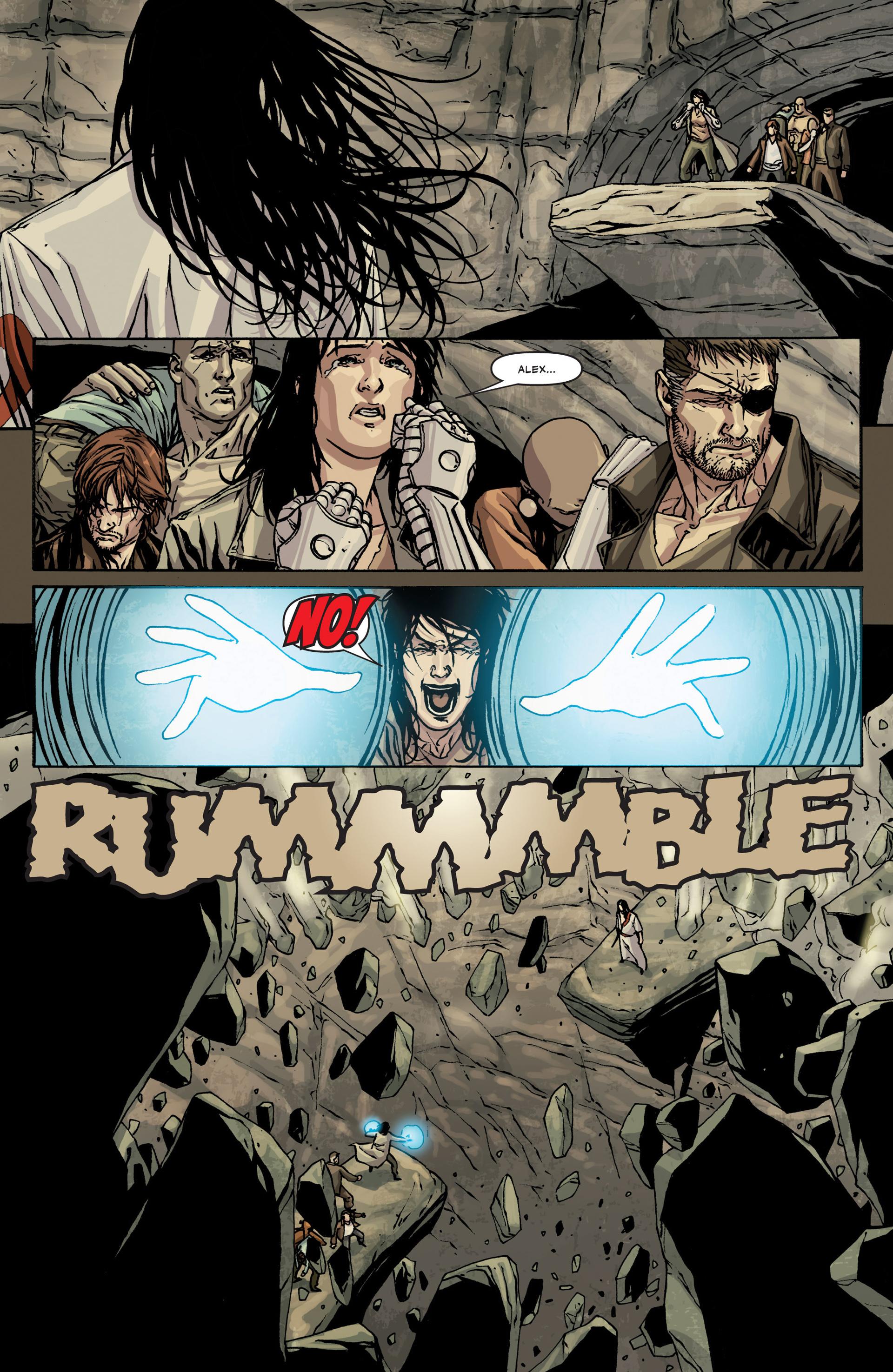 Read online Secret Warriors comic -  Issue #22 - 6