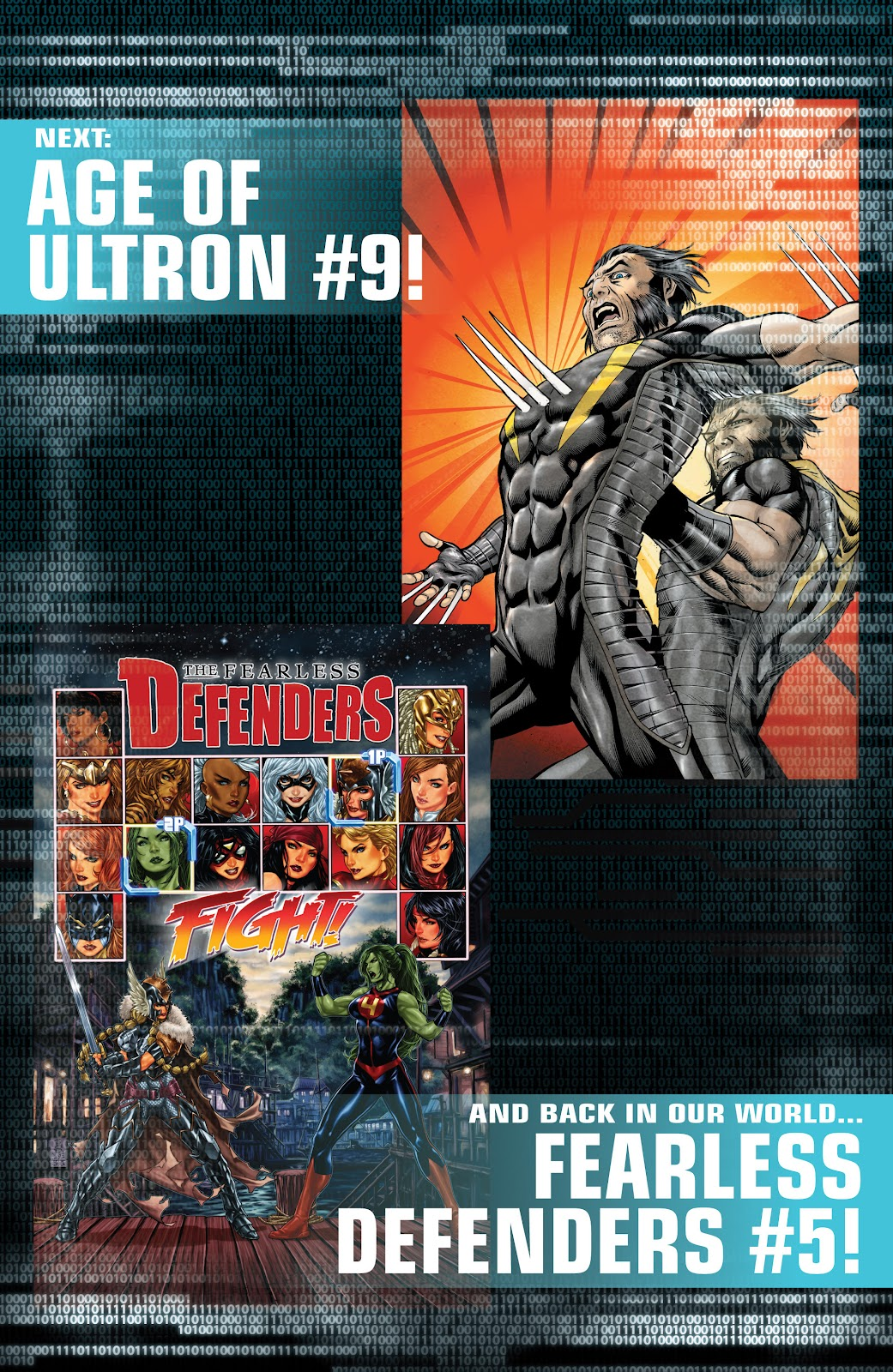 Read online Age of Ultron Companion comic -  Issue # TPB (Part 2) - 80