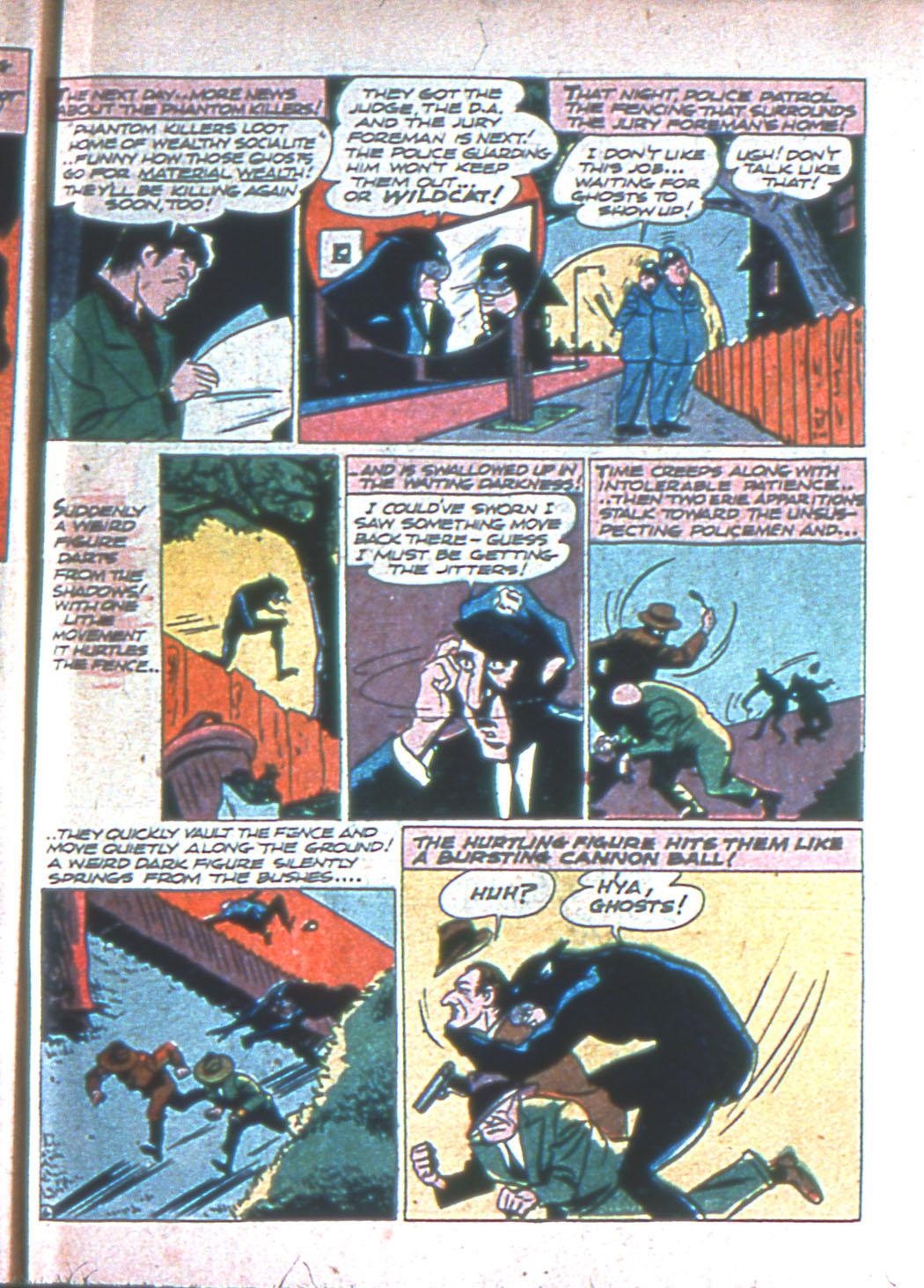 Read online Sensation (Mystery) Comics comic -  Issue #3 - 61