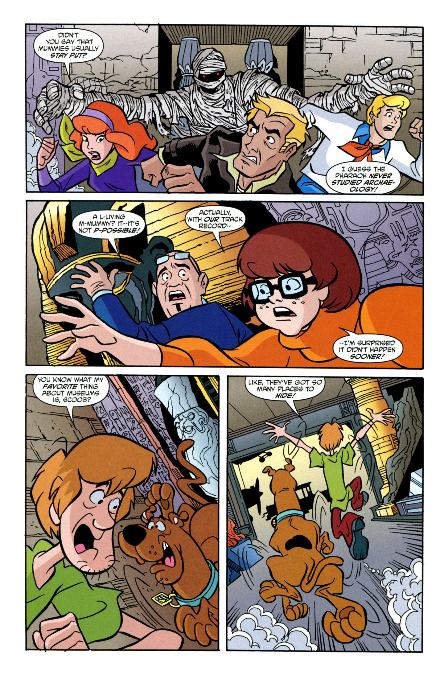 Read online Scooby-Doo: Where Are You? comic -  Issue #24 - 6