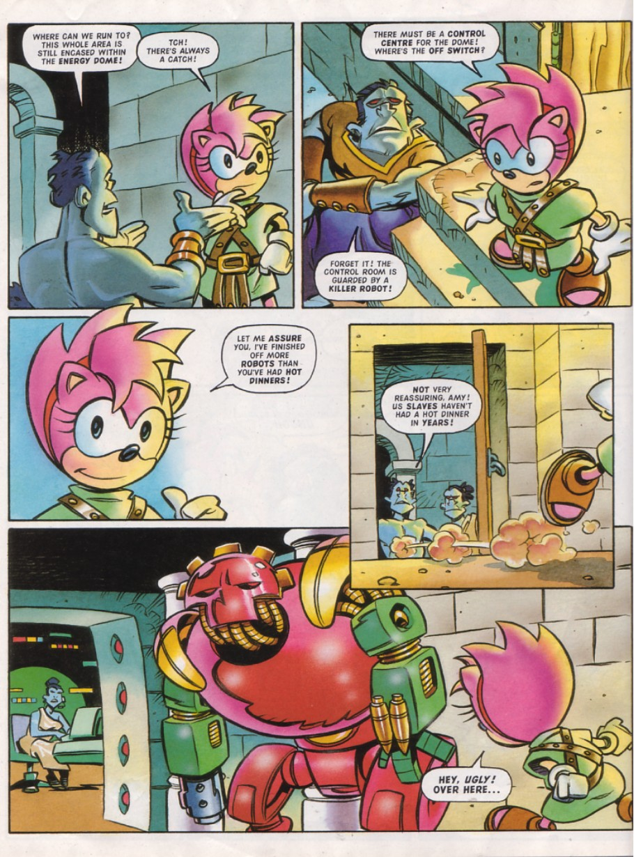 Read online Sonic the Comic comic -  Issue #144 - 11