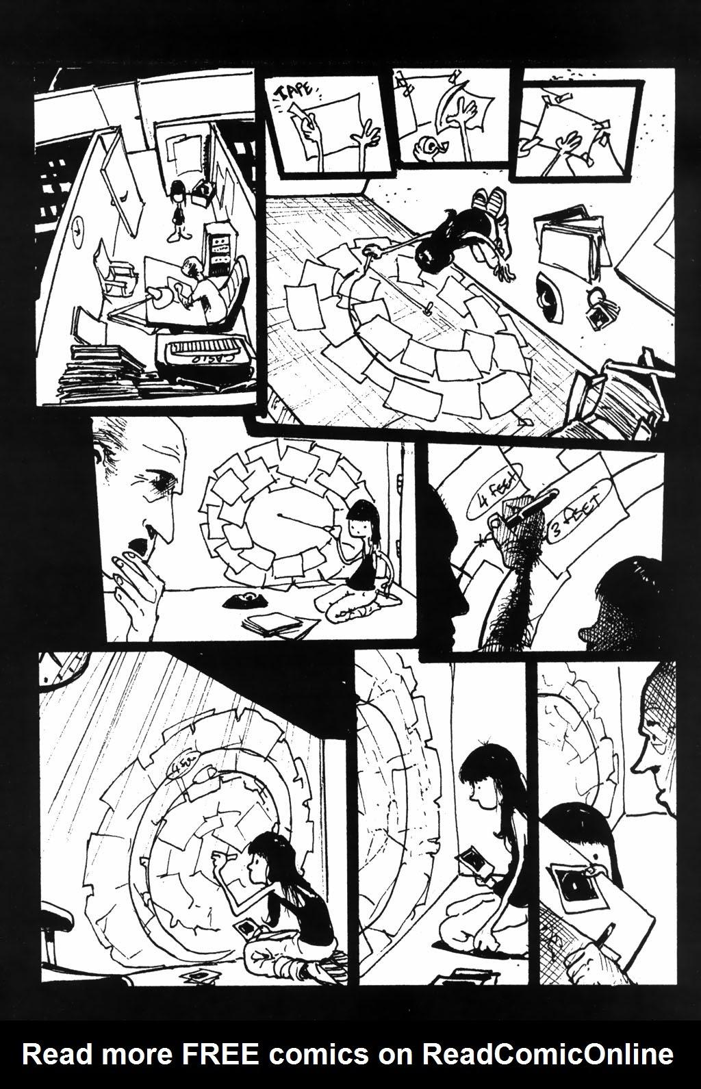 Read online Ojo comic -  Issue #2 - 8