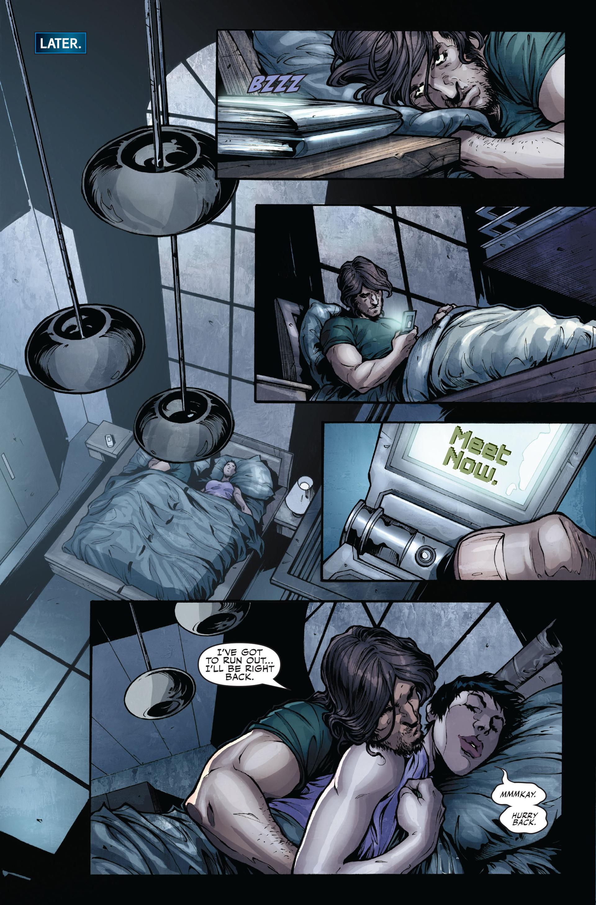 Read online Secret Warriors comic -  Issue #16 - 22