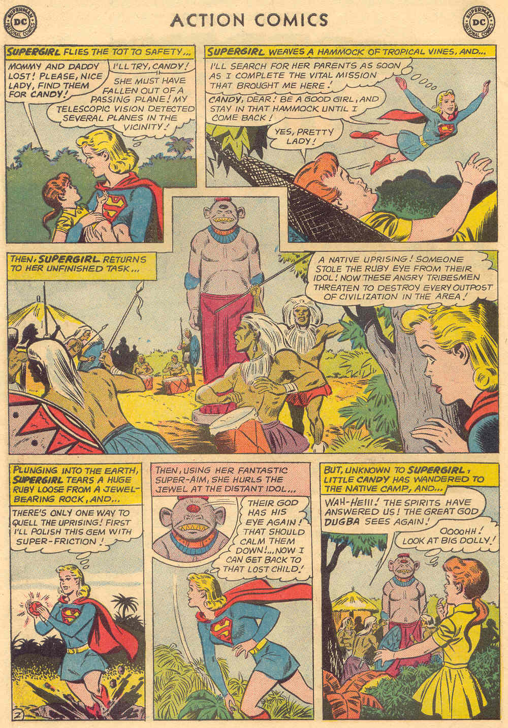 Read online Action Comics (1938) comic -  Issue #308 - 22