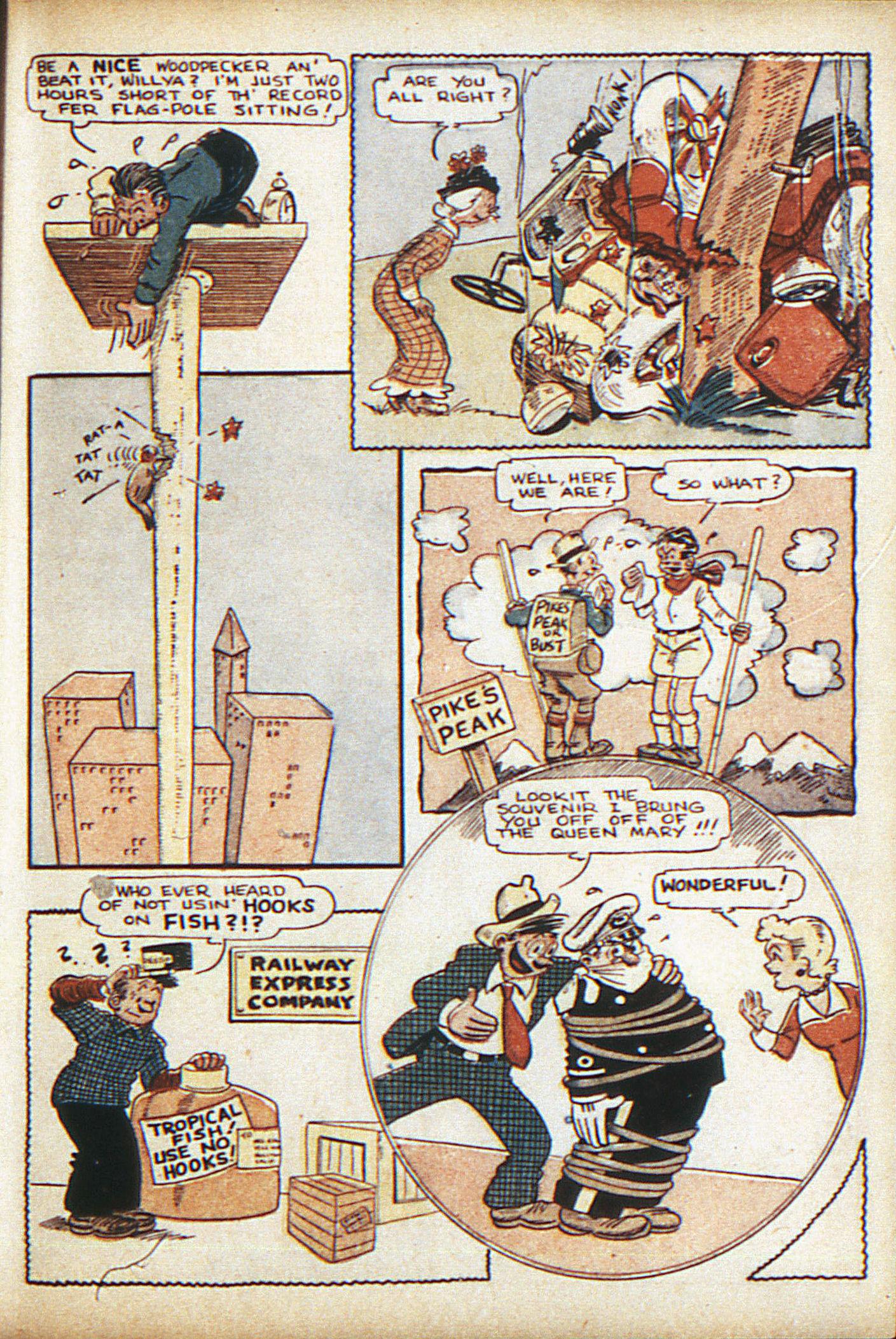 Read online Adventure Comics (1938) comic -  Issue #10 - 36