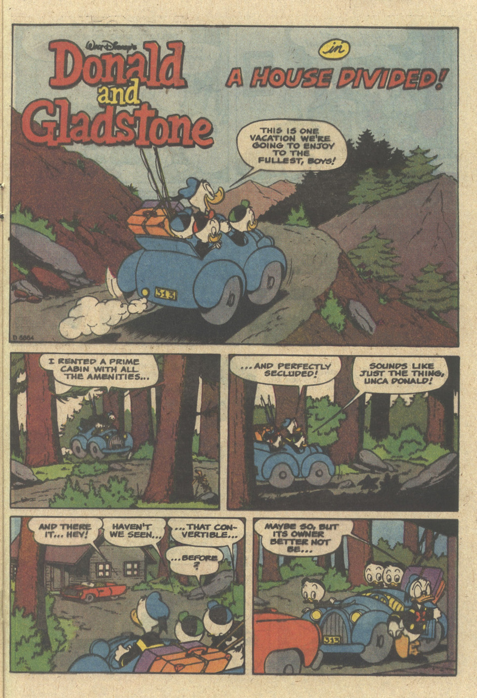 Walt Disney's Donald Duck (1986) issue 272 - Page 21