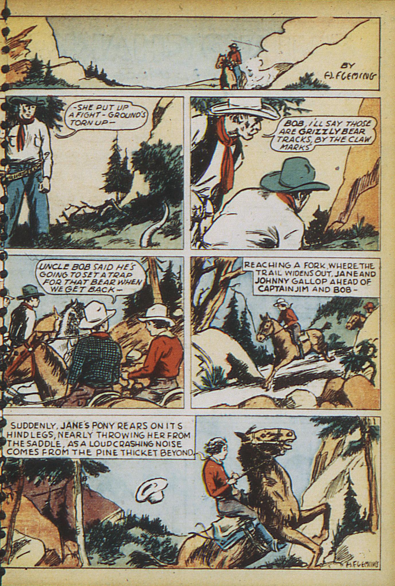Read online Adventure Comics (1938) comic -  Issue #15 - 5