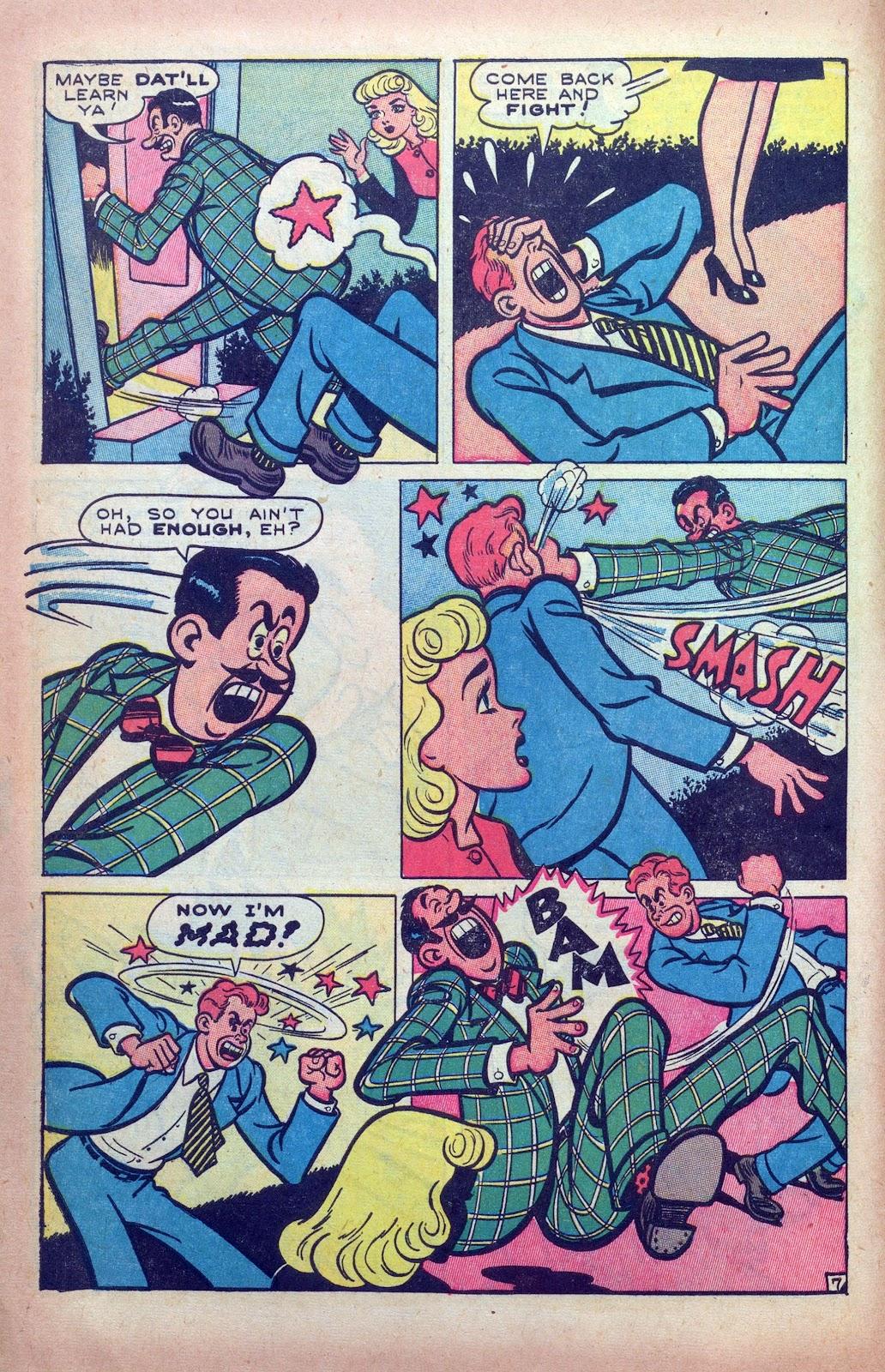 Read online Joker Comics comic -  Issue #27 - 10