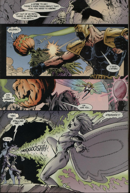 Read online Godwheel comic -  Issue #2 - 22